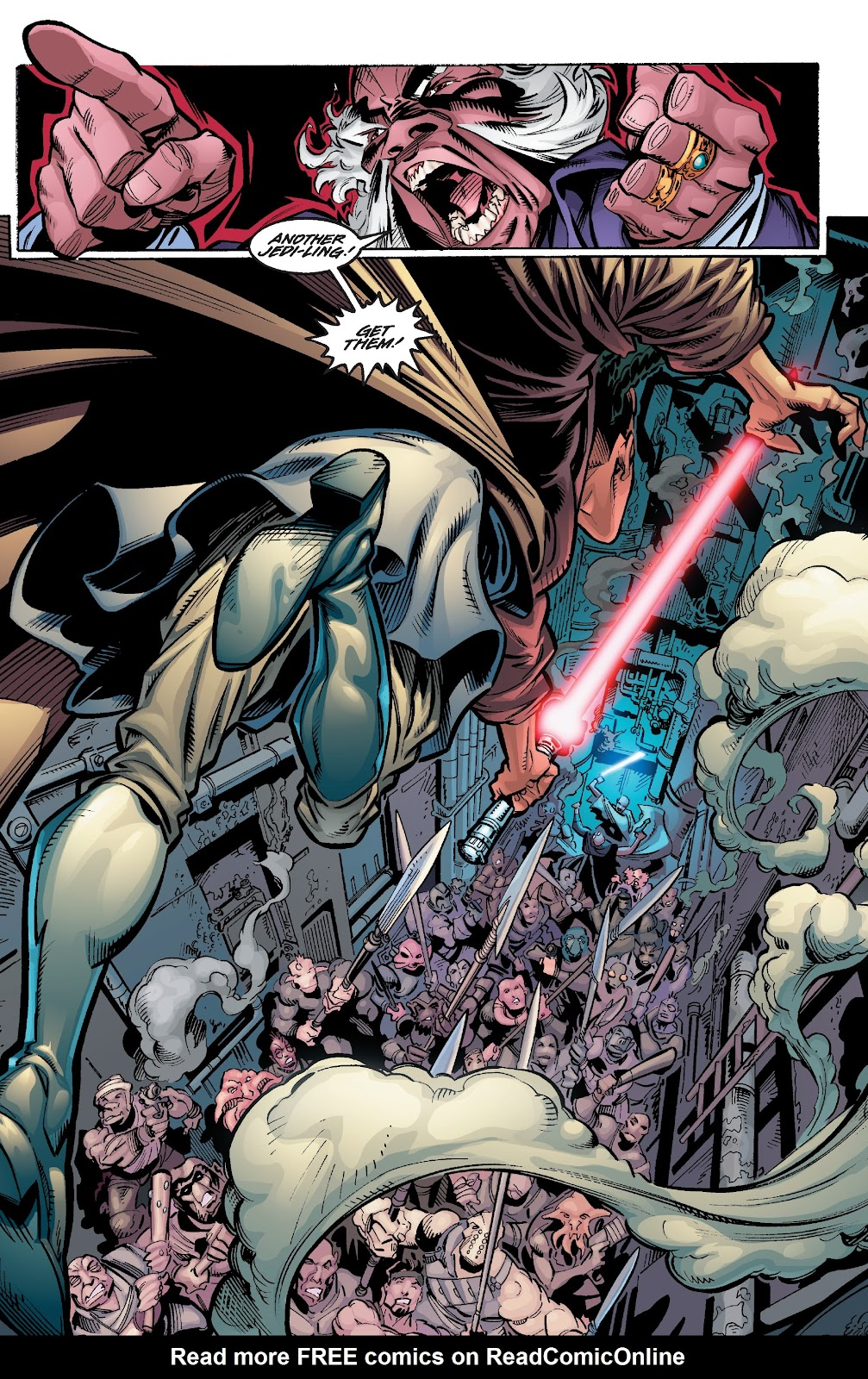 Read online Star Wars Legends Epic Collection: The Menace Revealed comic -  Issue # TPB (Part 4) - 46