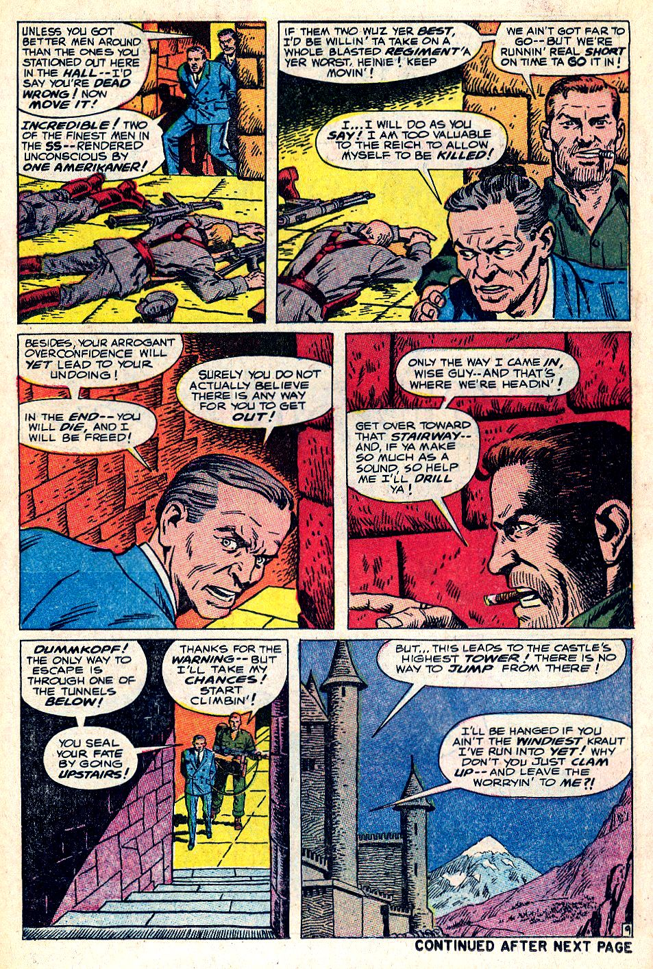 Read online Sgt. Fury comic -  Issue #53 - 14