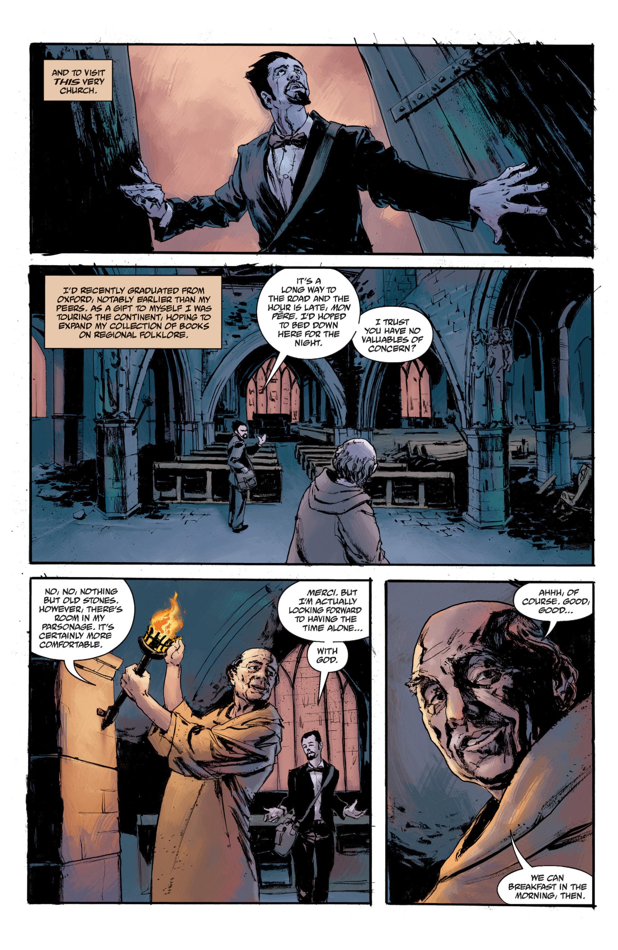 Read online B.P.R.D. (2003) comic -  Issue # TPB 13 - 138