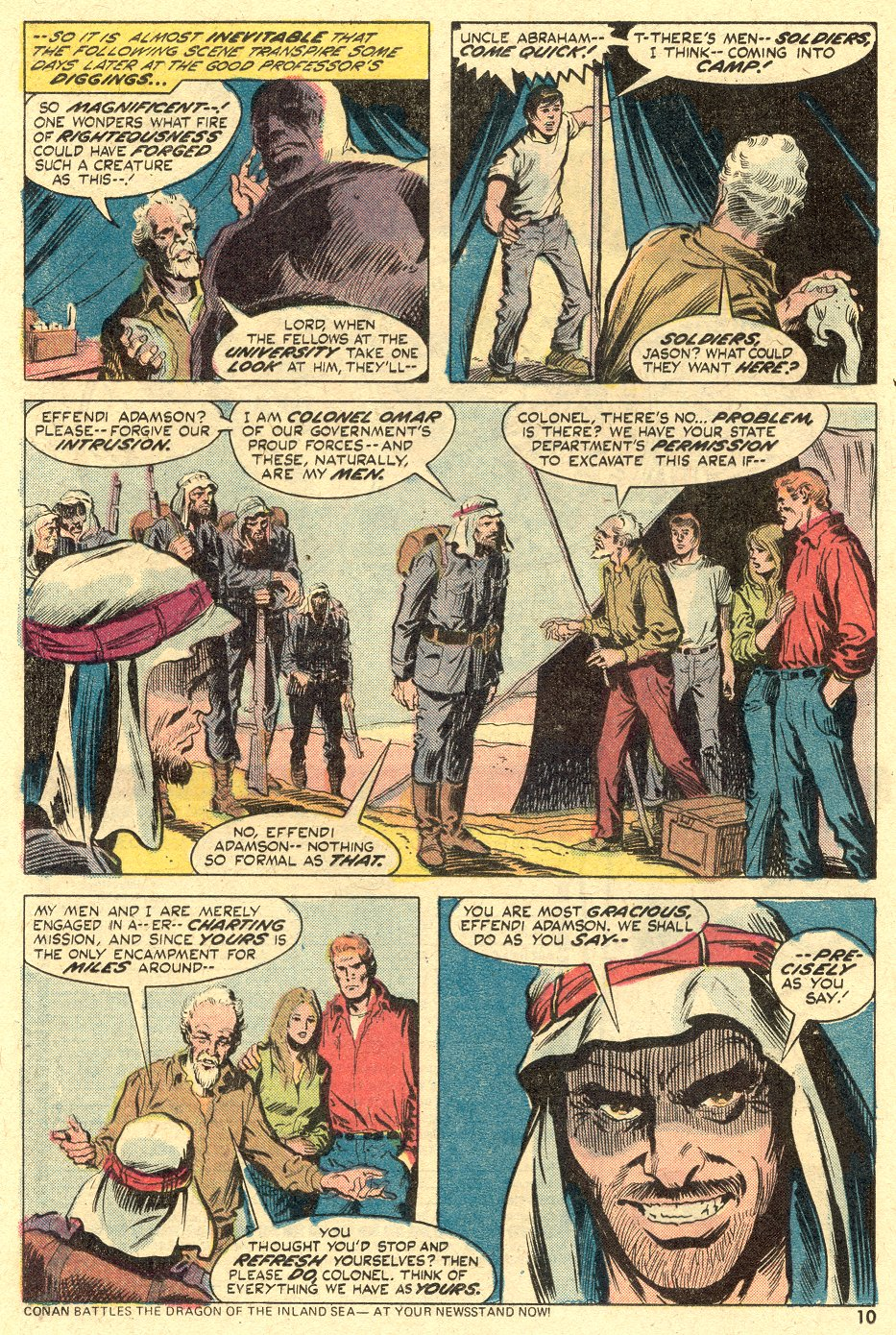 Strange Tales (1951) issue 174 - Page 7