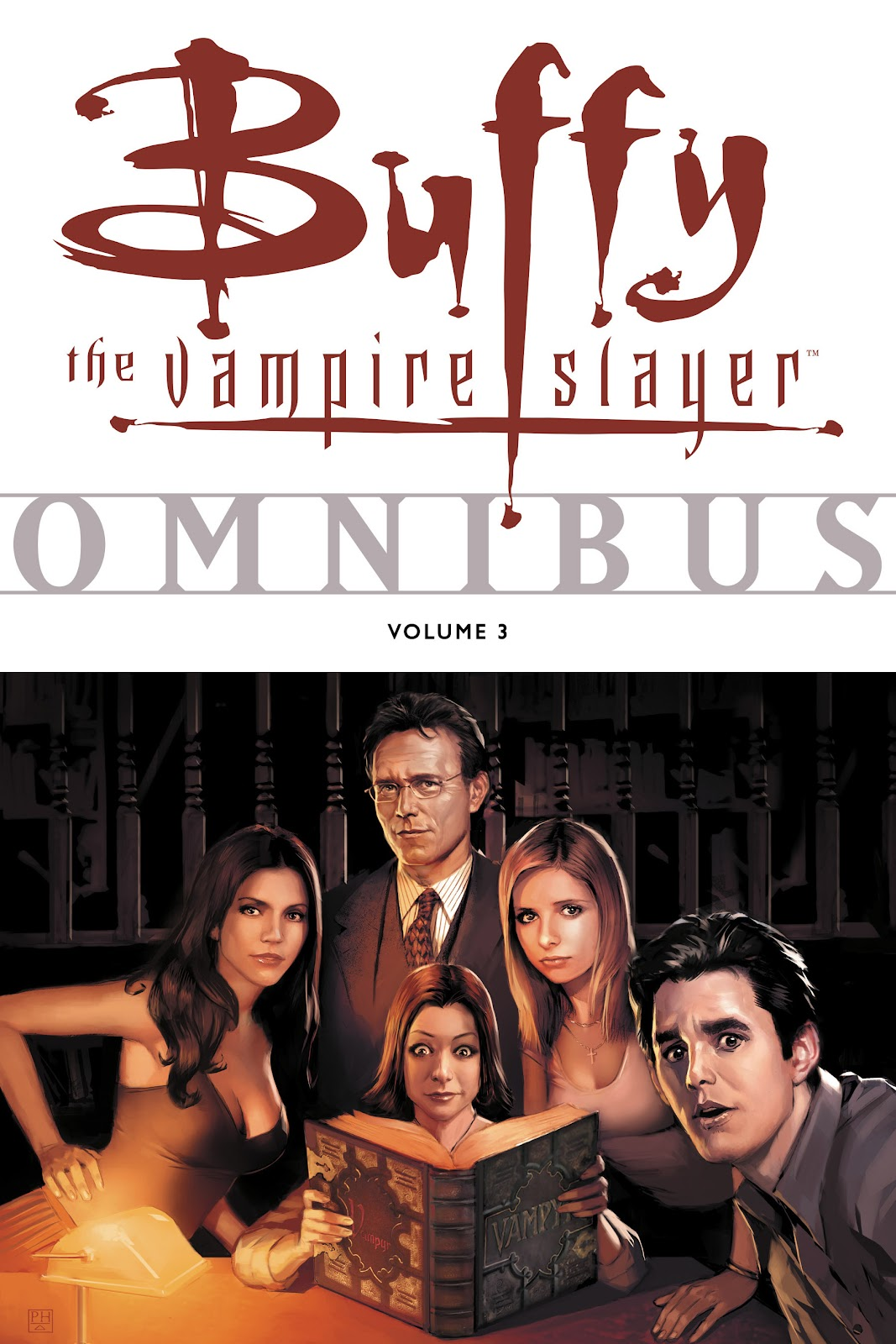 Buffy the Vampire Slayer: Omnibus issue TPB 3 - Page 1