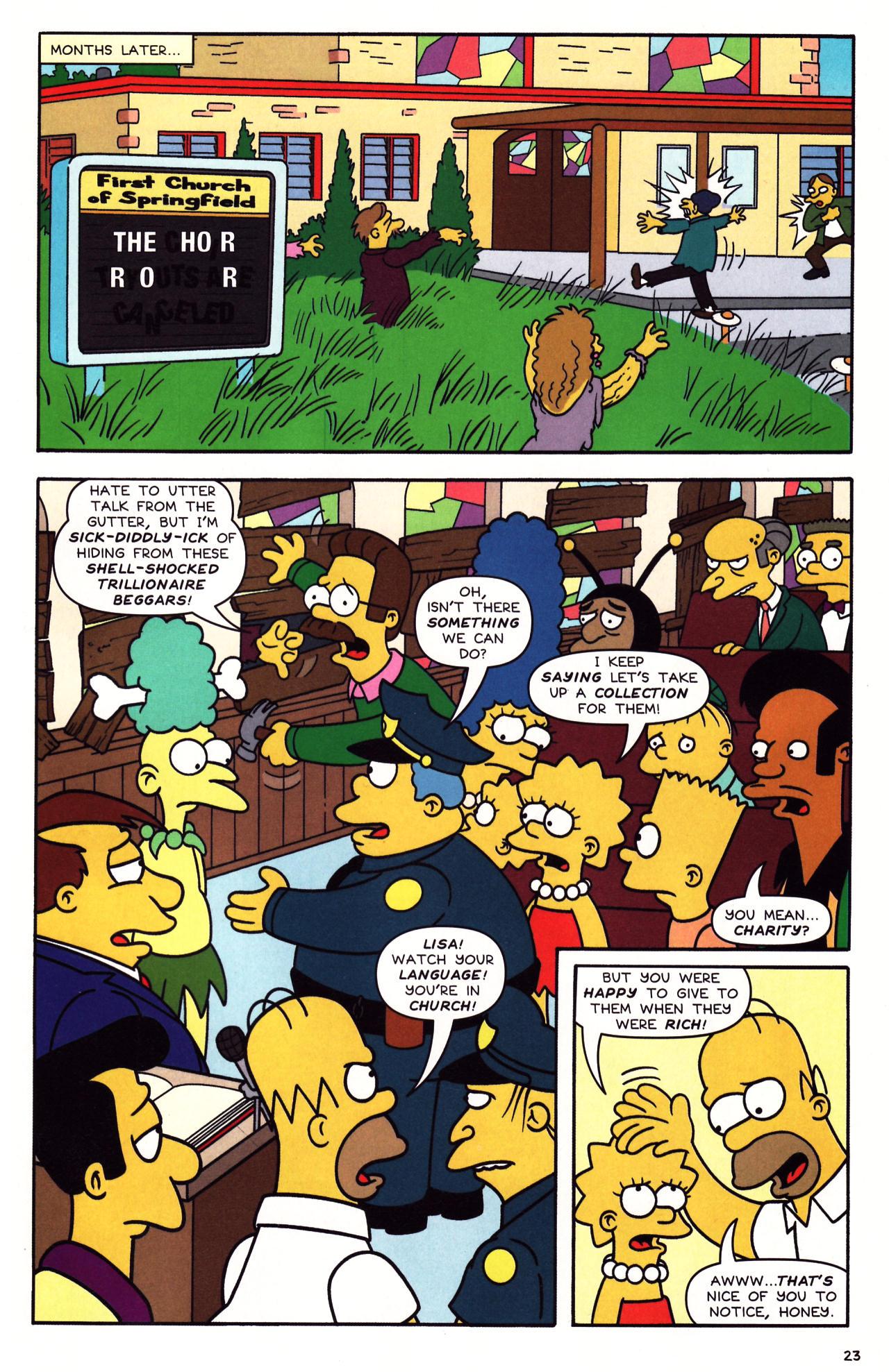 Read online Simpsons Comics Presents Bart Simpson comic -  Issue #39 - 19