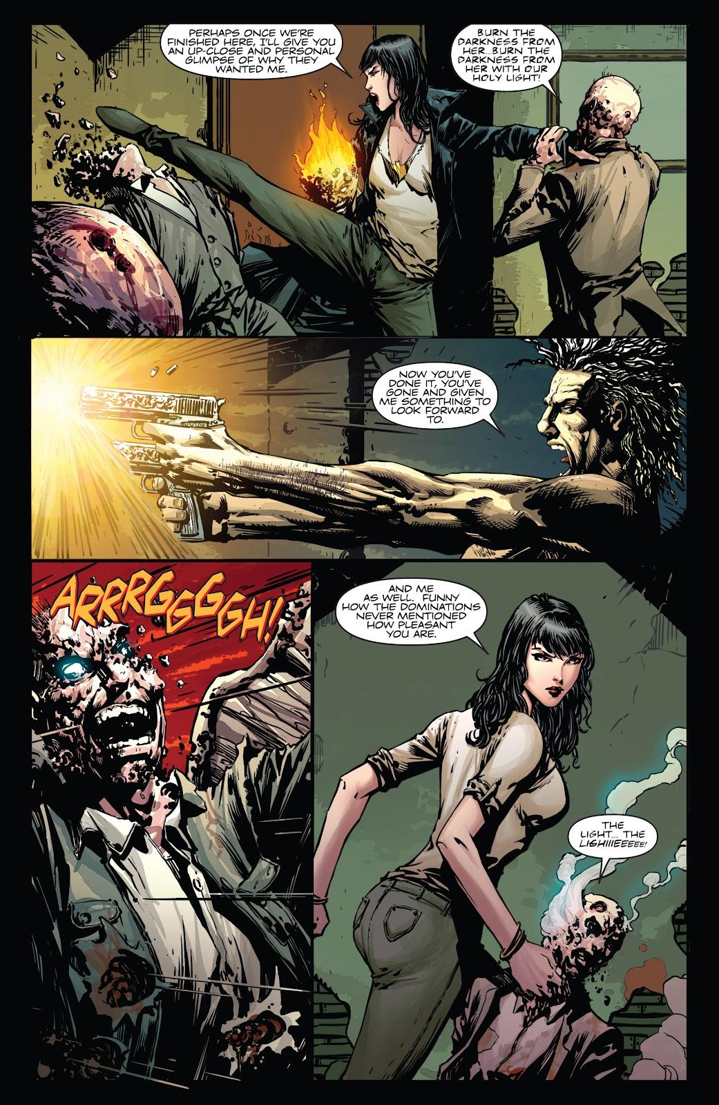 Read online Vampirella Strikes comic -  Issue #2 - 18