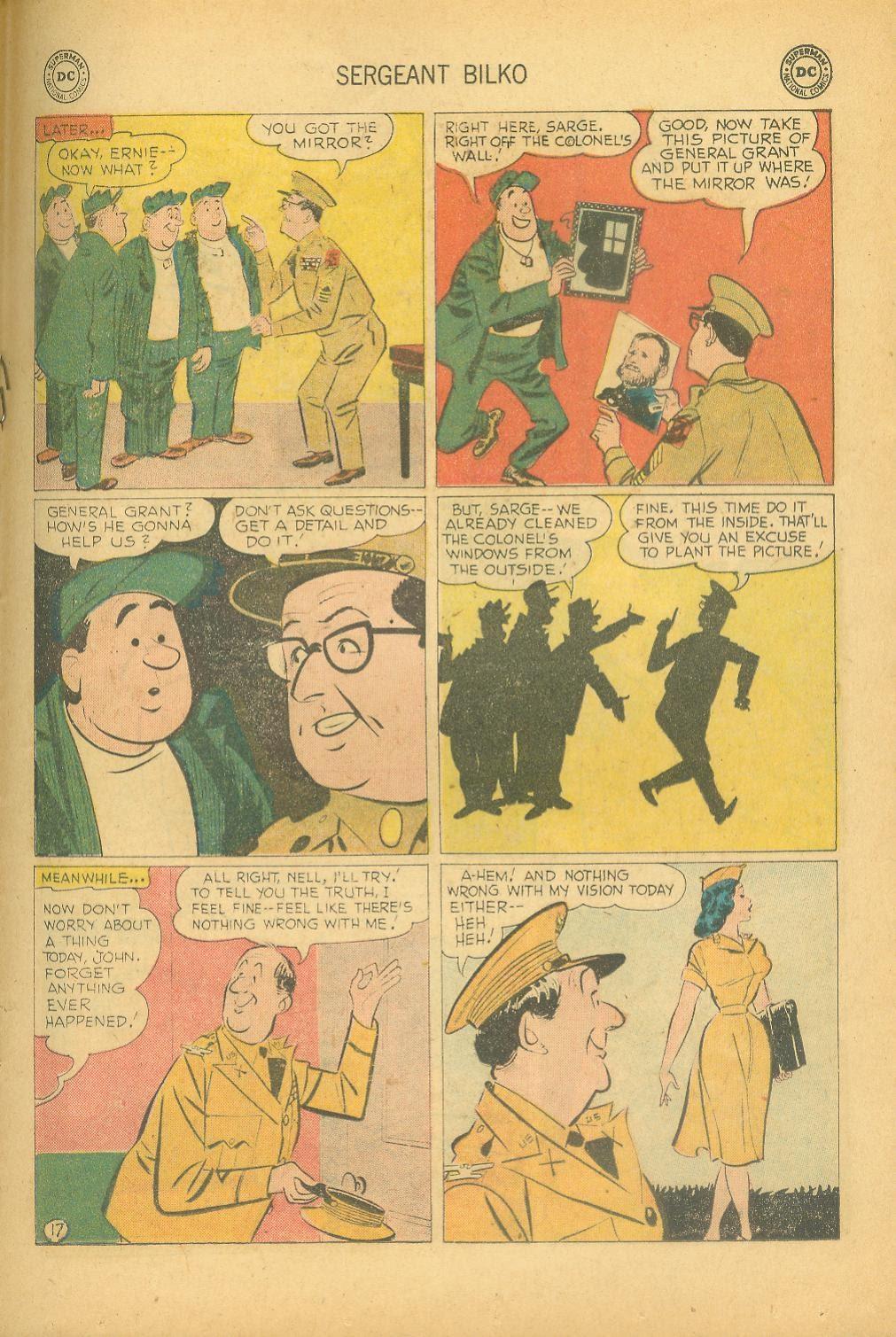 Sergeant Bilko issue 8 - Page 21
