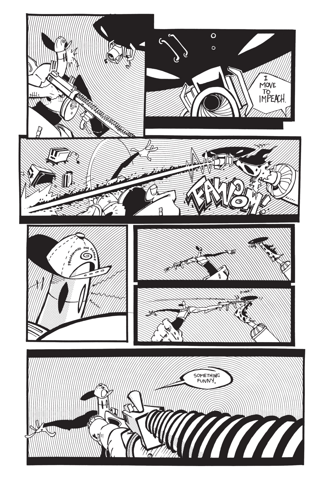 Read online Scud: The Disposable Assassin: The Whole Shebang comic -  Issue # TPB (Part 2) - 20