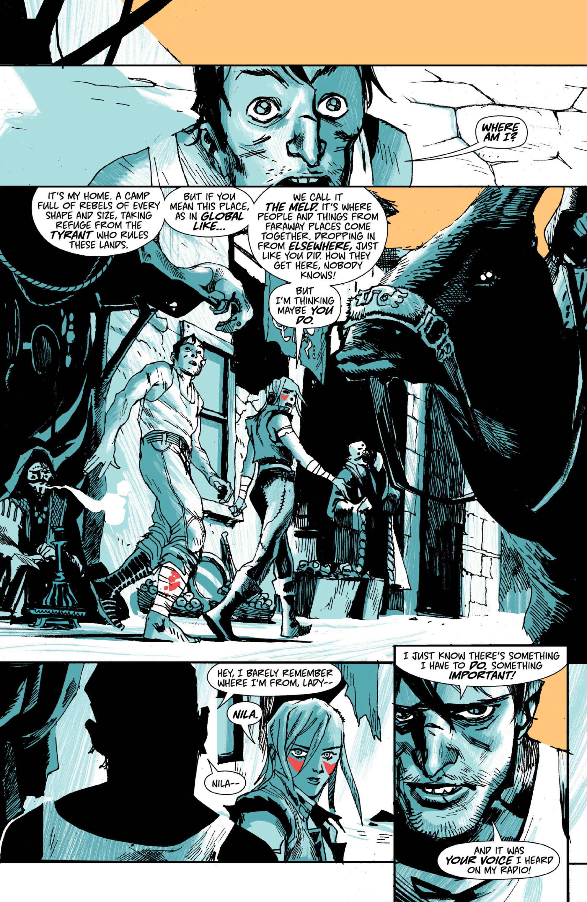 Read online Ei8ht comic -  Issue # TPB - 37