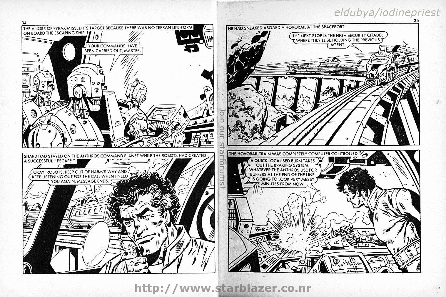Starblazer issue 114 - Page 19