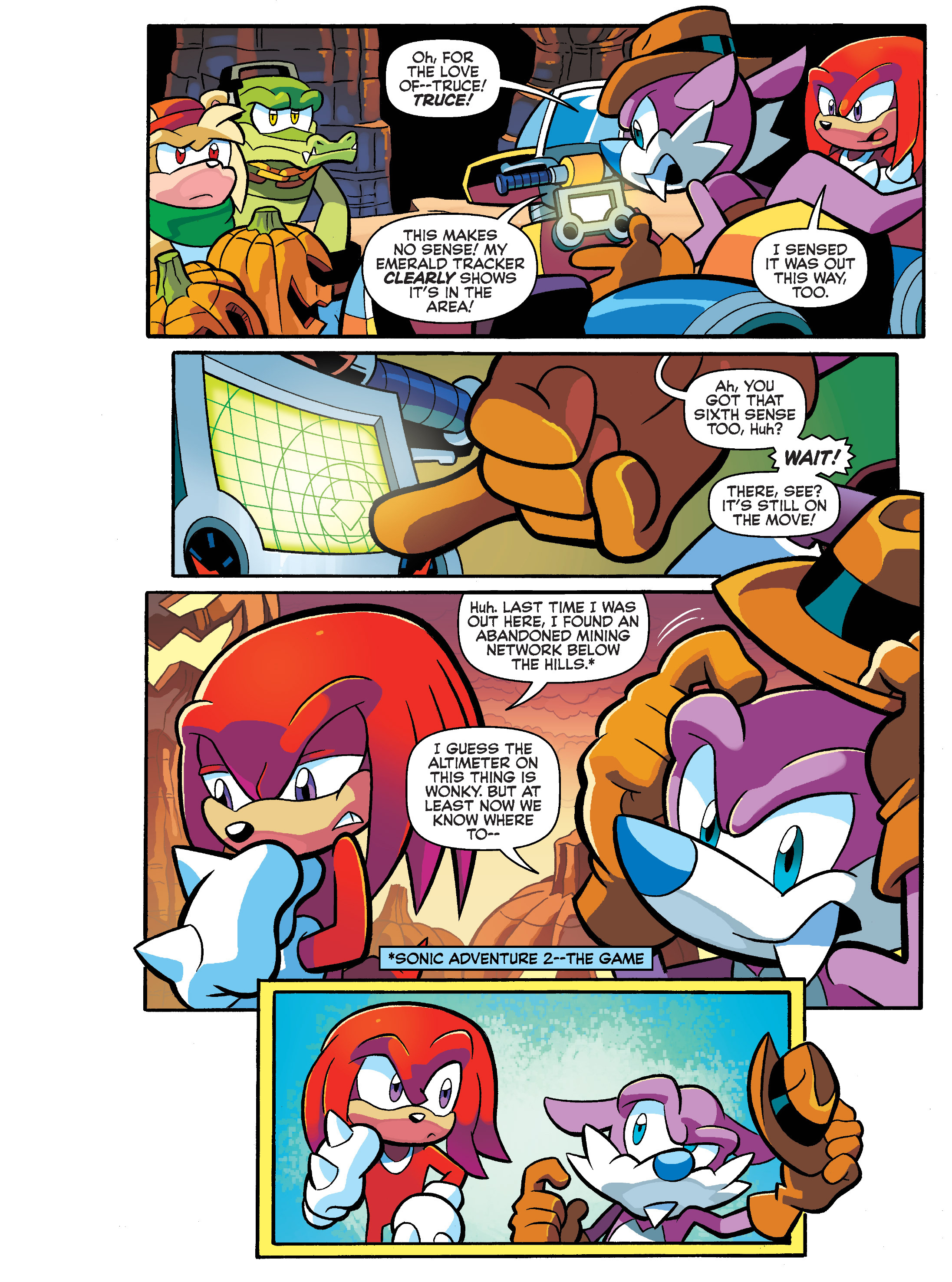 Read online Sonic Super Digest comic -  Issue #10 - 48