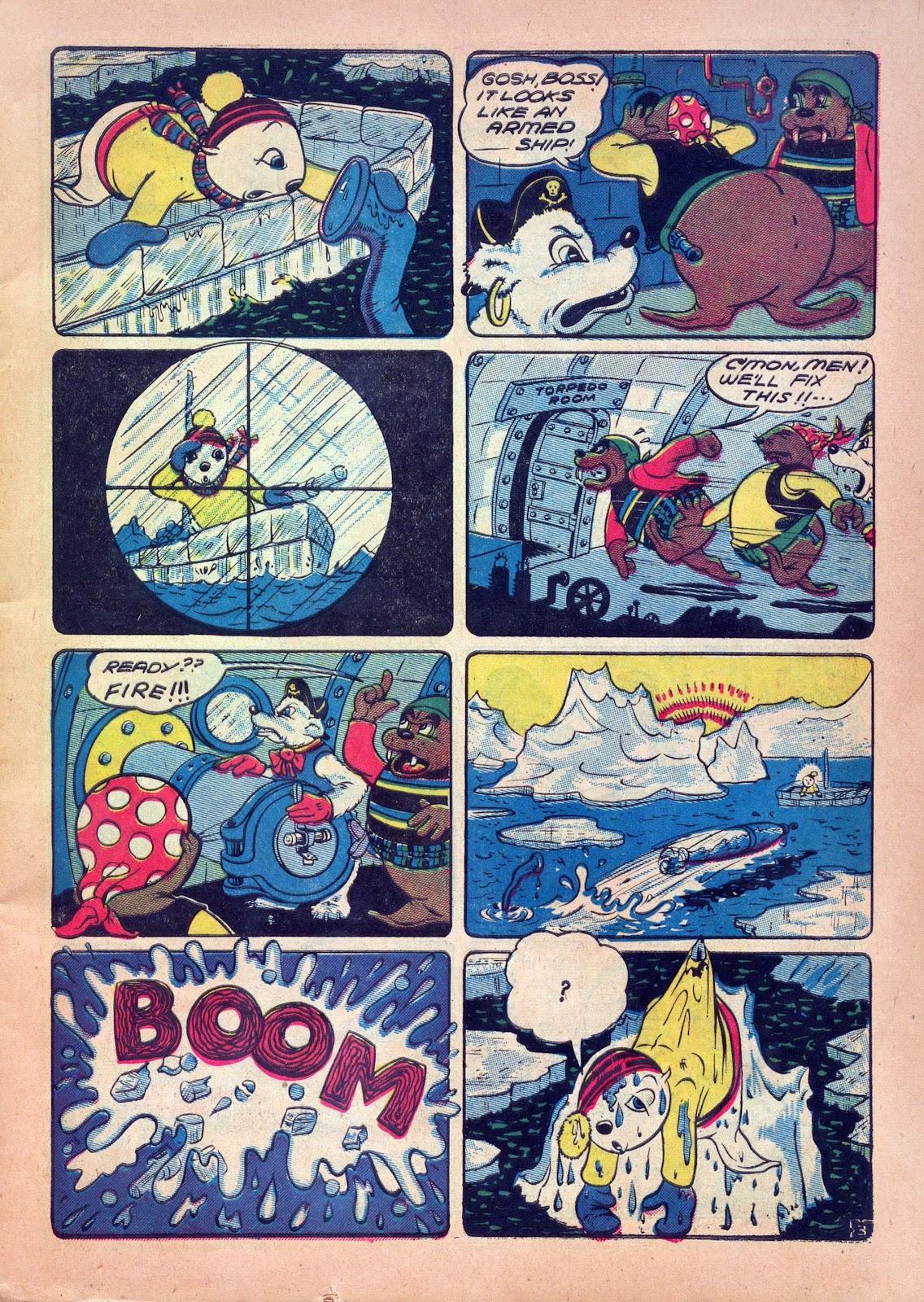 Krazy Komics issue 1 - Page 5