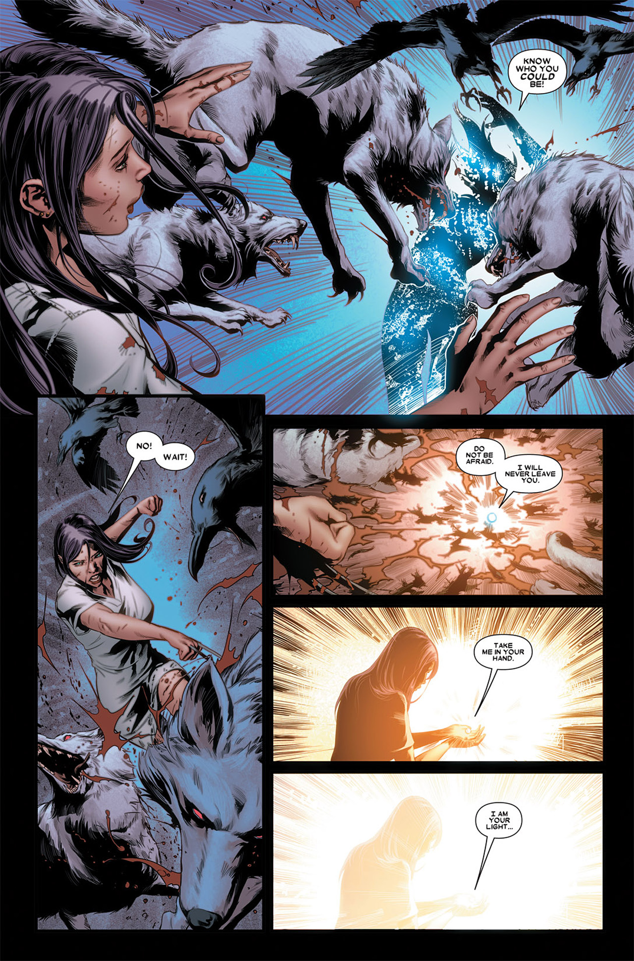 Read online X-23 (2010) comic -  Issue #3 - 9