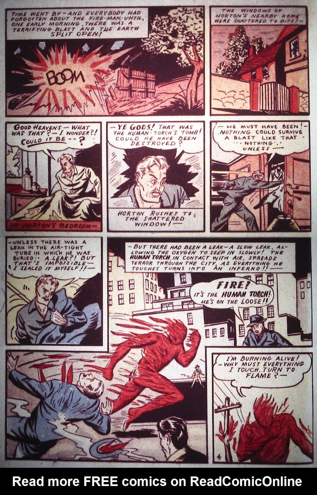 Marvel Comics (1939) issue Full - Page 6