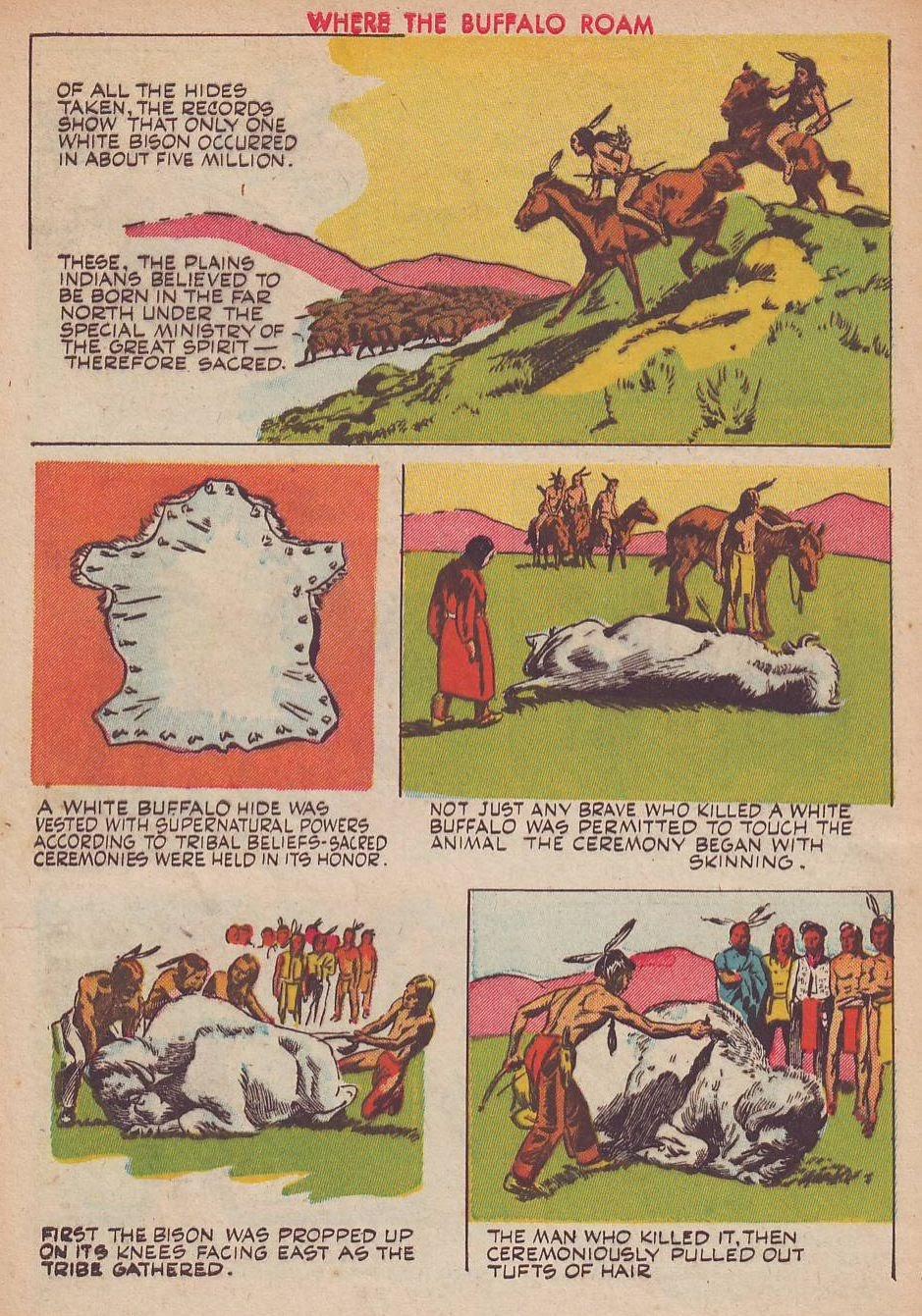 Read online Animal Comics comic -  Issue #25 - 48