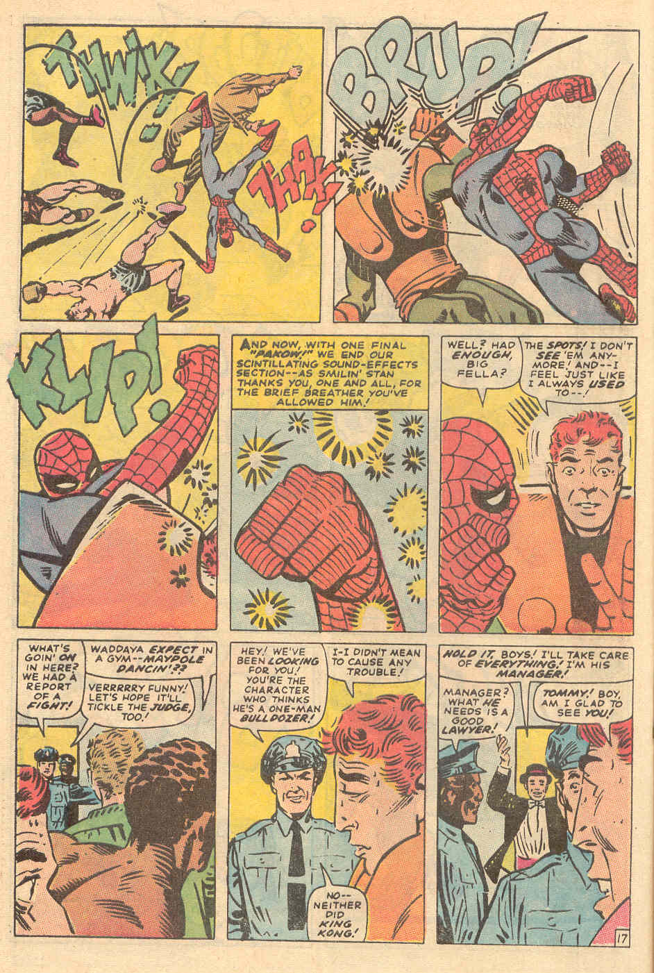 The Amazing Spider-Man (1963) _Annual_7 Page 47