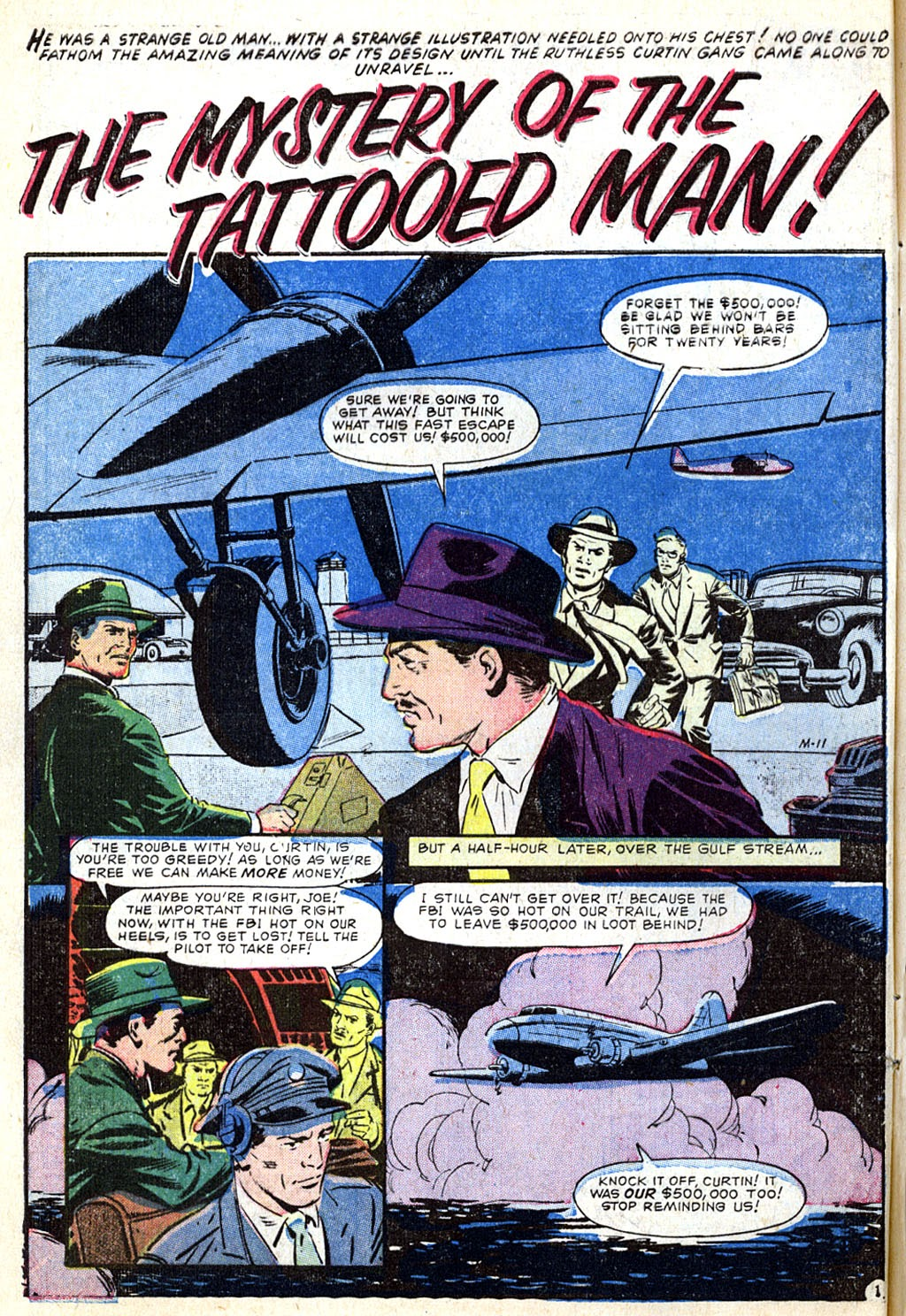 Mystic (1951) issue 60 - Page 8