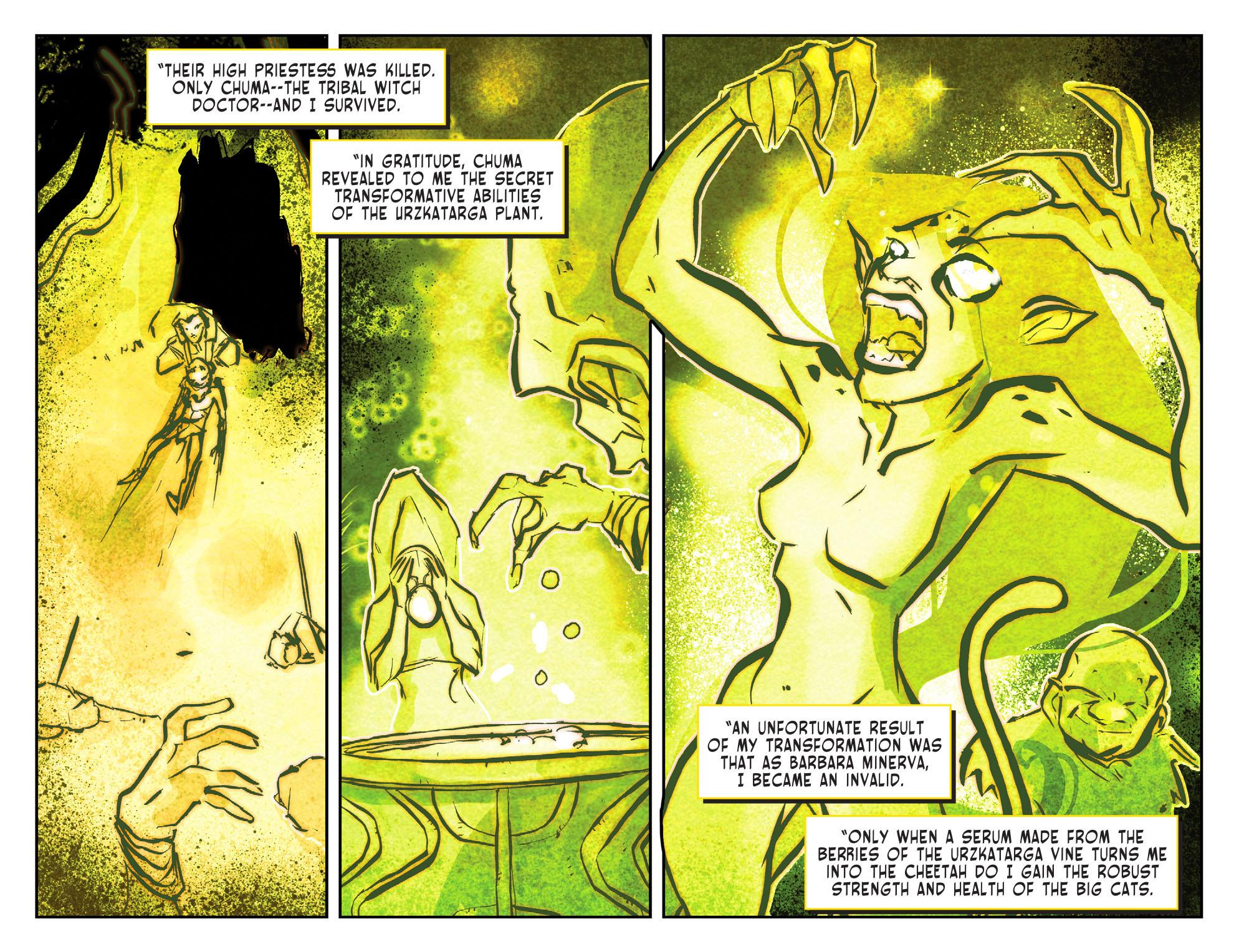 Read online Sensation Comics Featuring Wonder Woman comic -  Issue #49 - 11