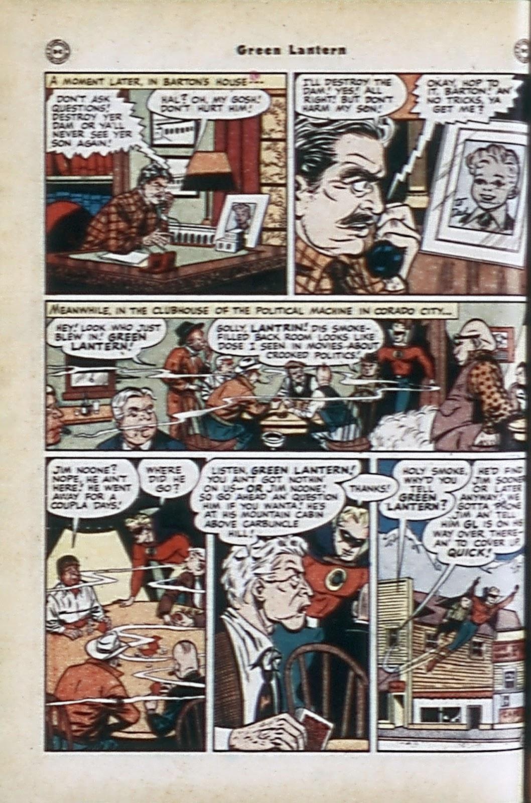 Green Lantern (1941) Issue #32 #32 - English 43