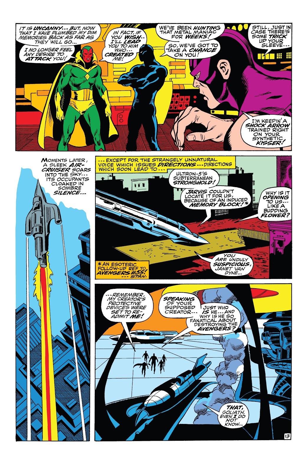 Read online Marvel Tales: Avengers comic -  Issue # Full - 39