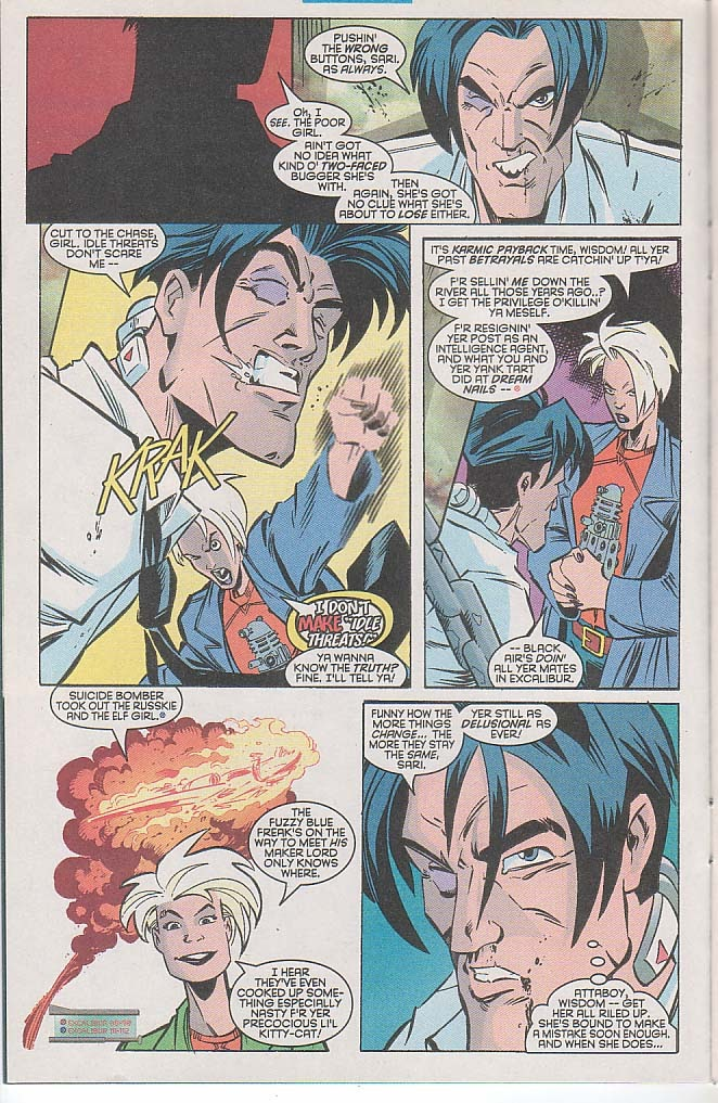 Excalibur (1988) issue 114 - Page 10