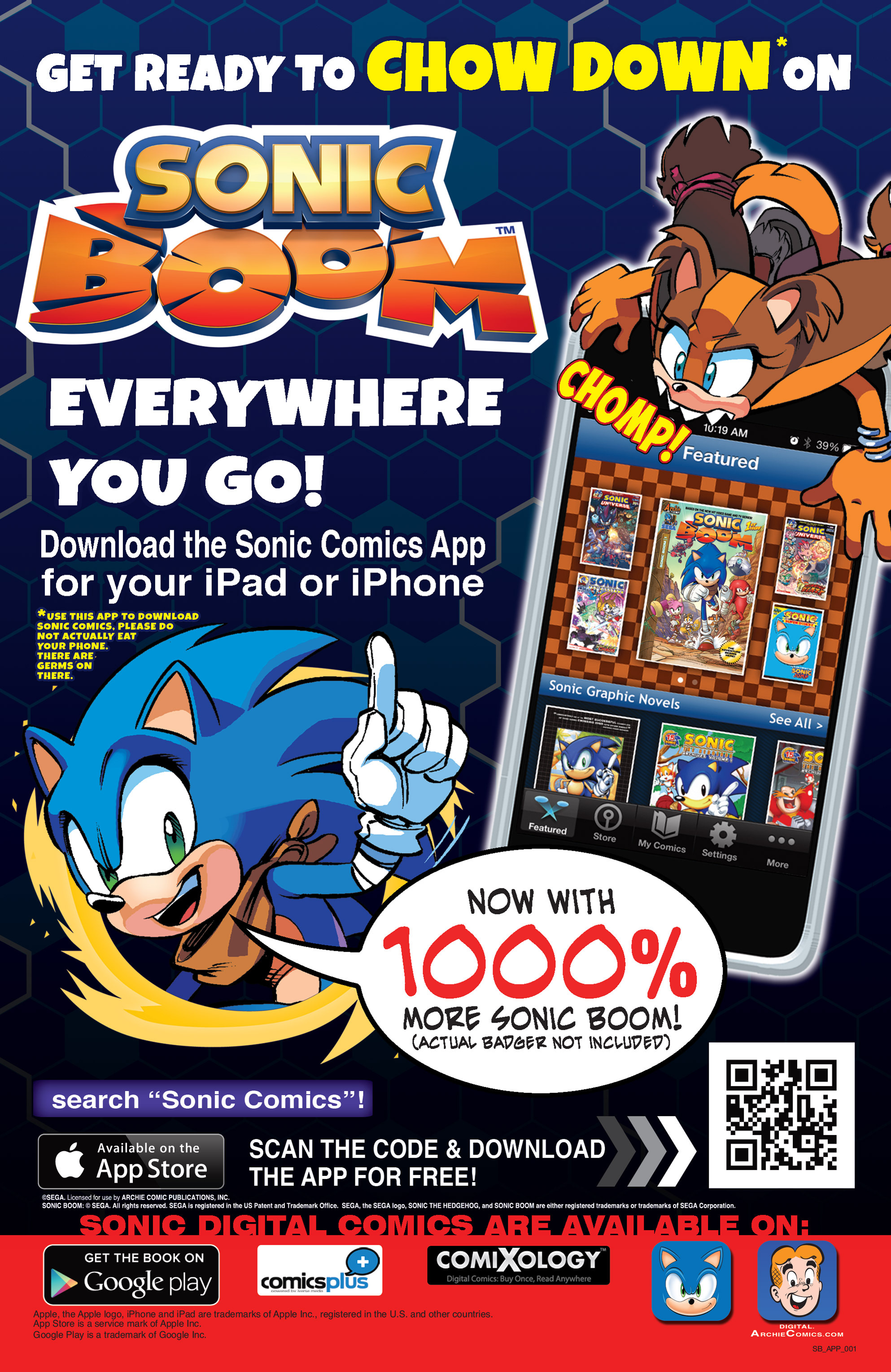 Read online Sonic Boom comic -  Issue #1 - 27