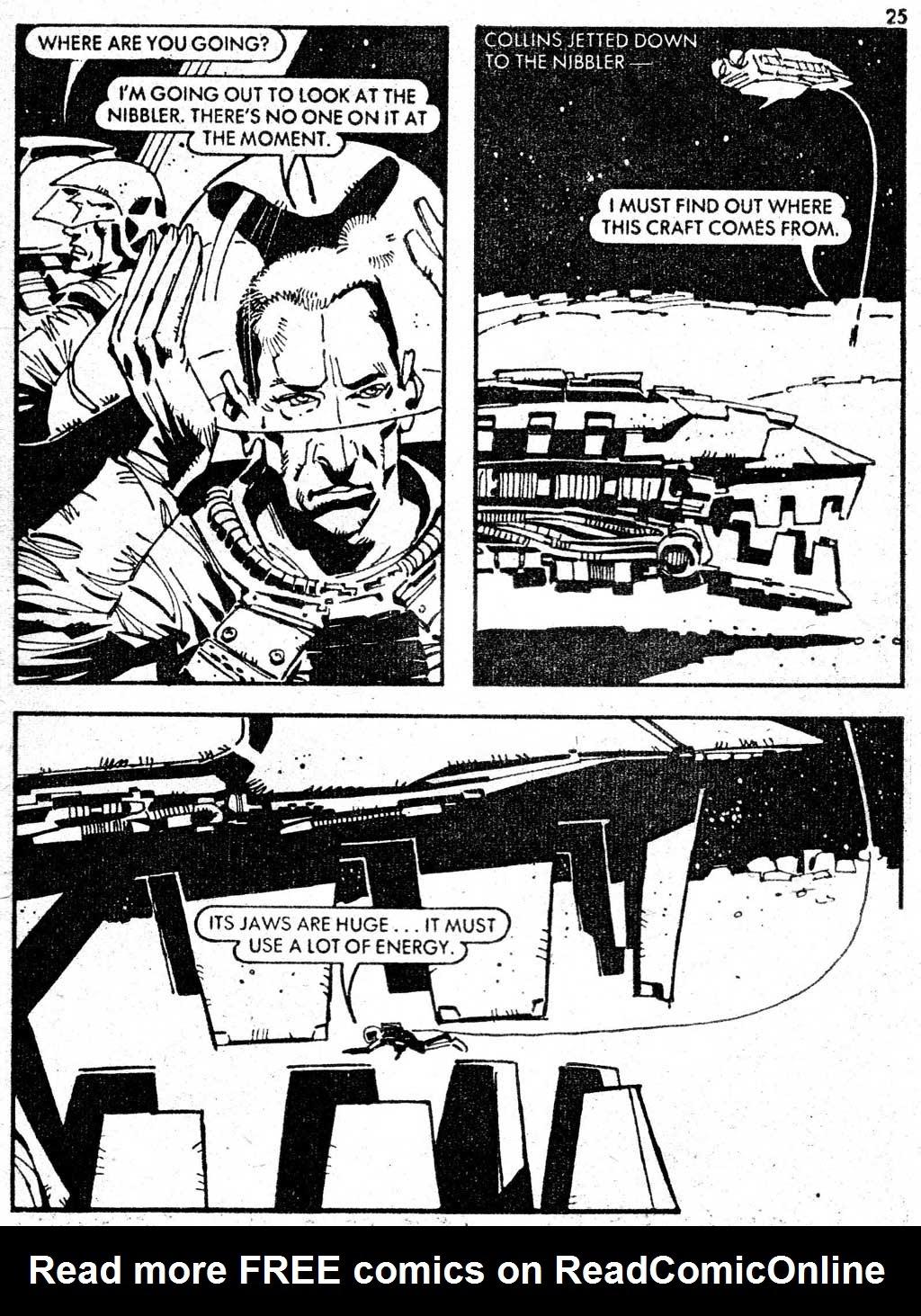 Starblazer issue 71 - Page 25