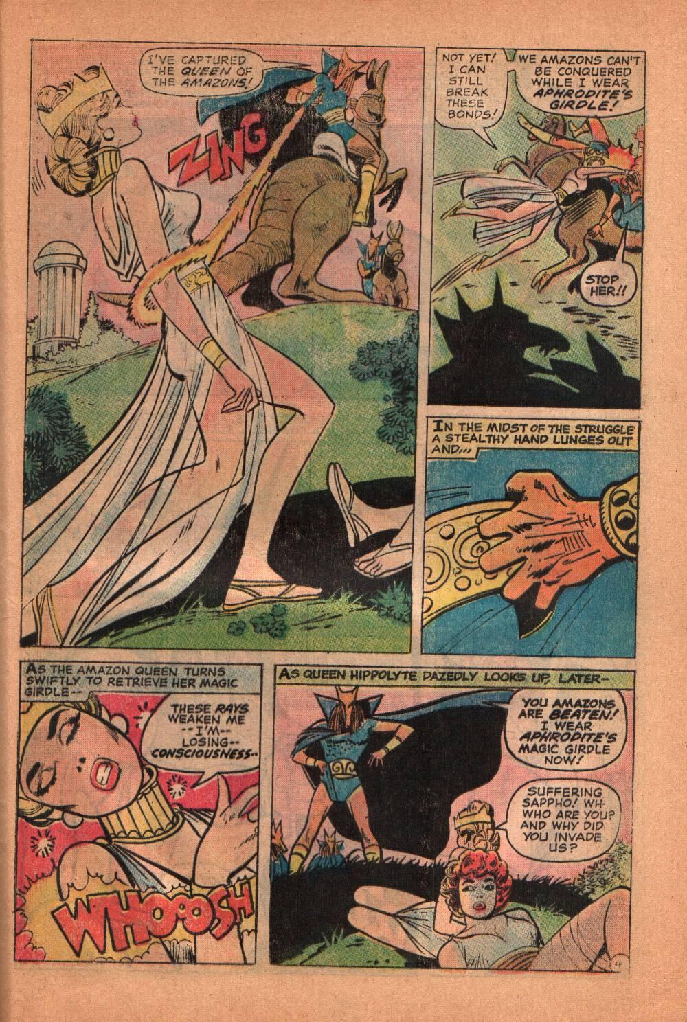 Read online Wonder Woman (1942) comic -  Issue #209 - 24