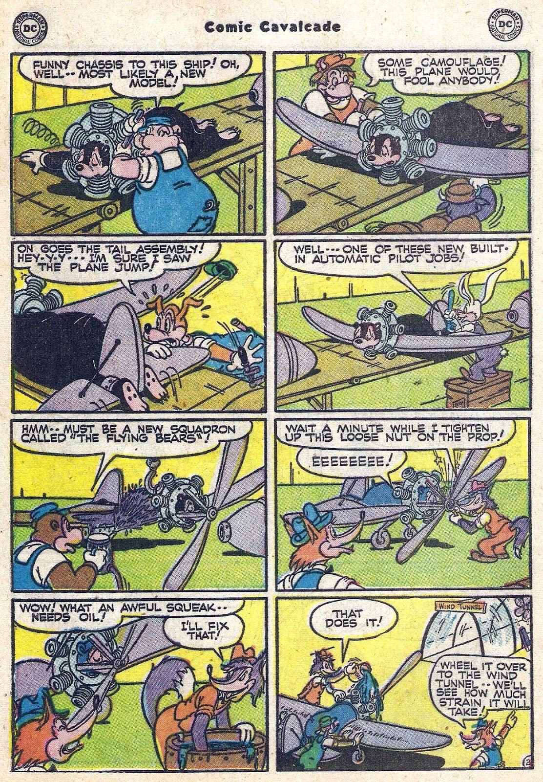 Comic Cavalcade issue 56 - Page 54