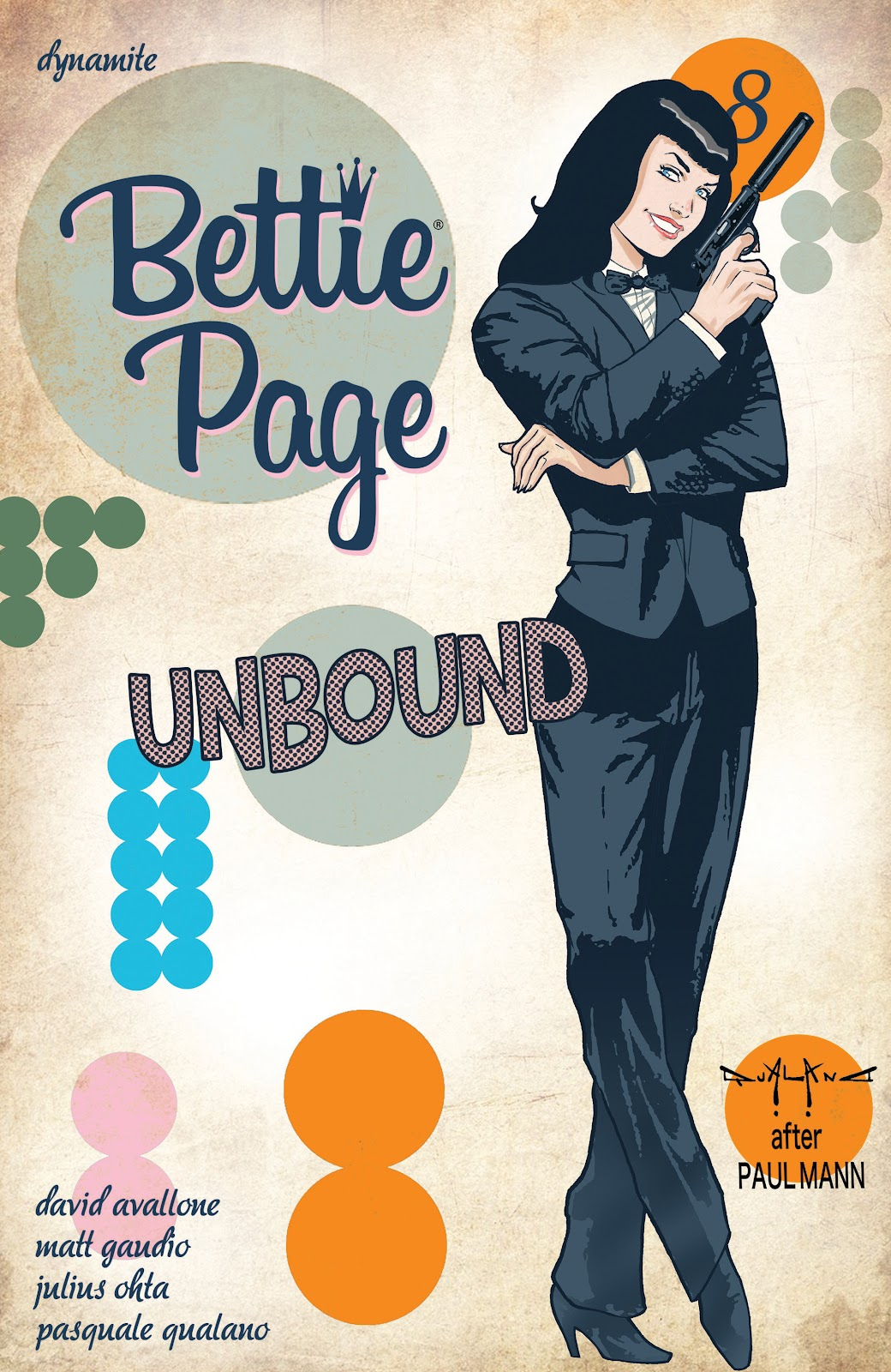 Read online Bettie Page: Unbound comic -  Issue #8 - 4