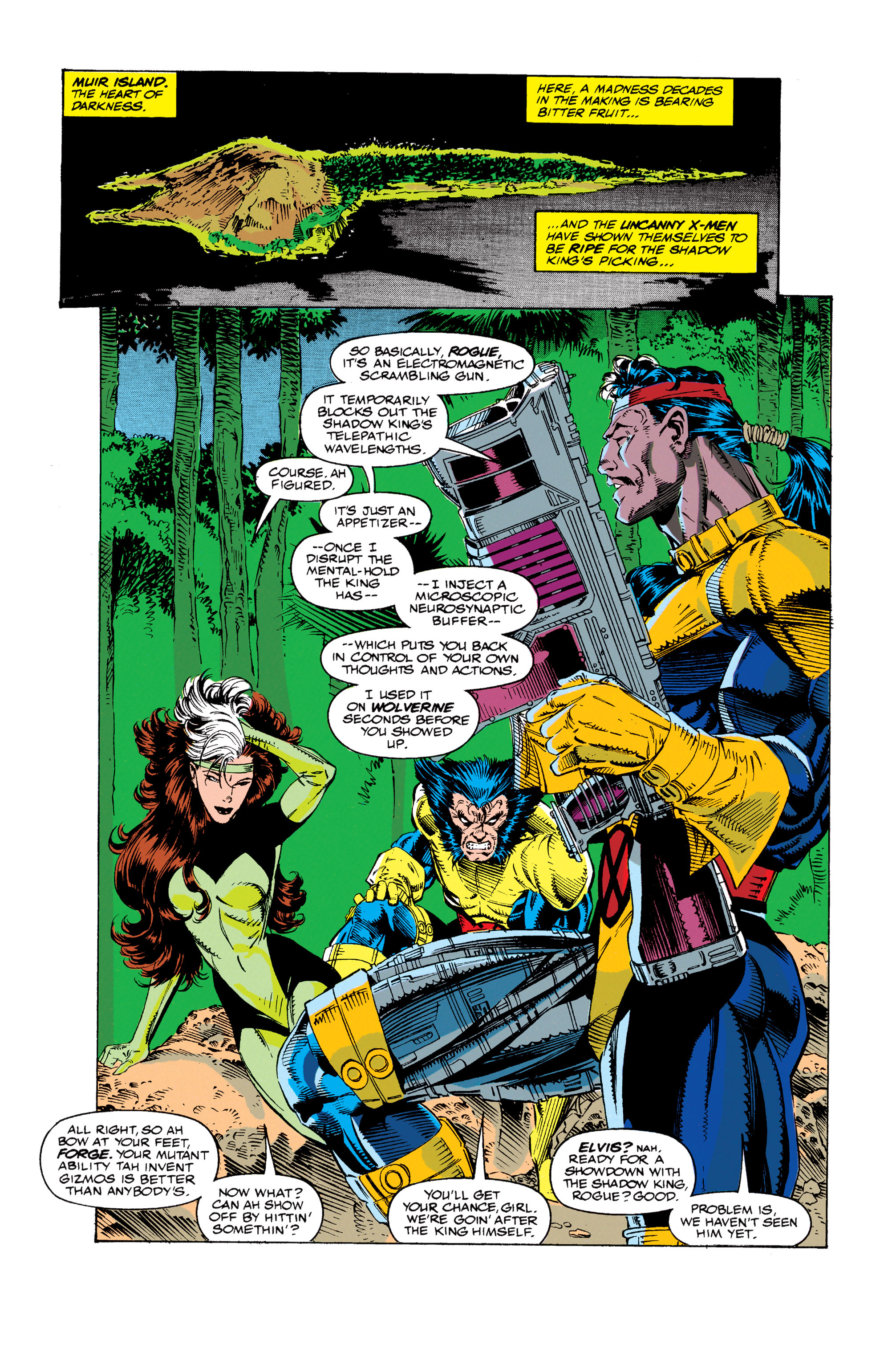 Read online X-Factor (1986) comic -  Issue #69 - 7
