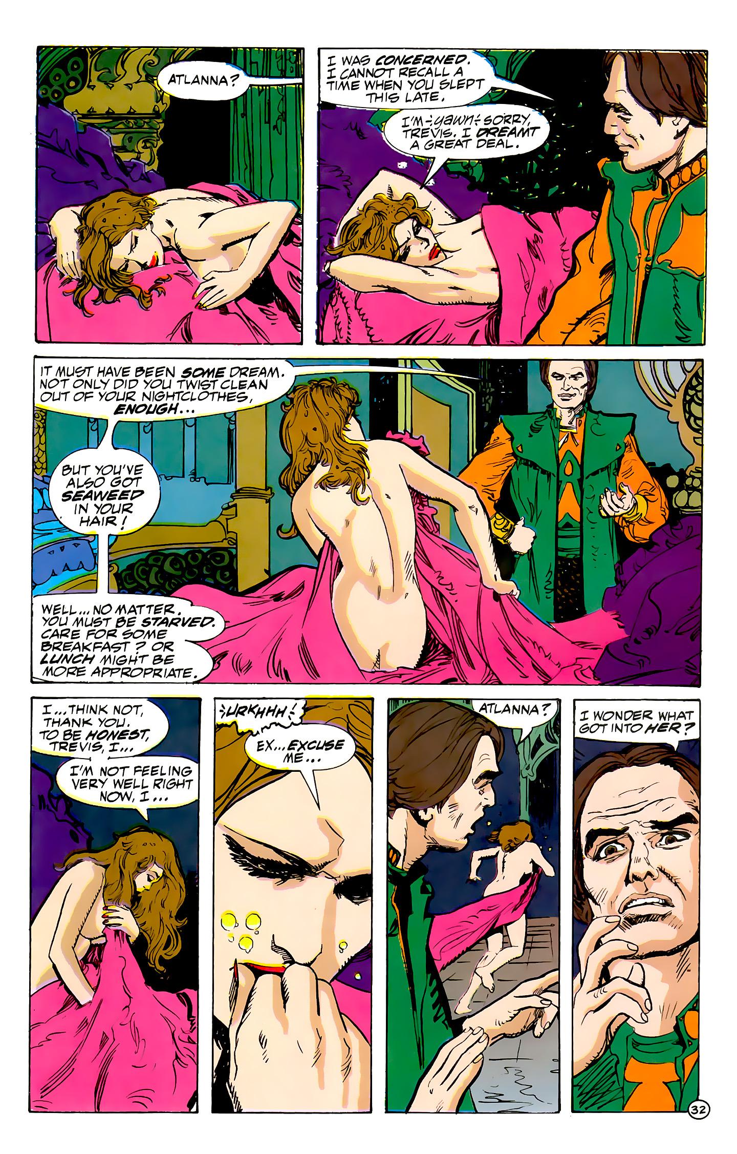 Read online Atlantis Chronicles comic -  Issue #7 - 33