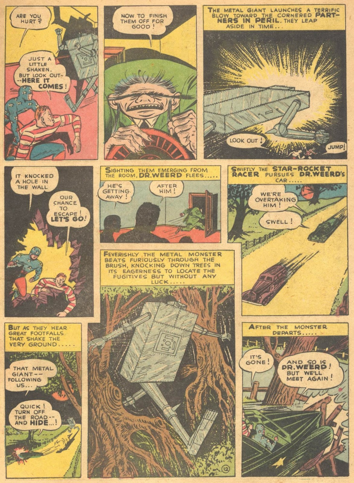 Star Spangled Comics (1941) issue 1 - Page 59