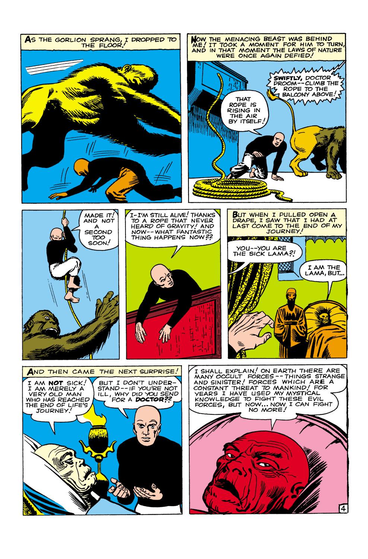 Read online Amazing Adventures (1961) comic -  Issue #1 - 25