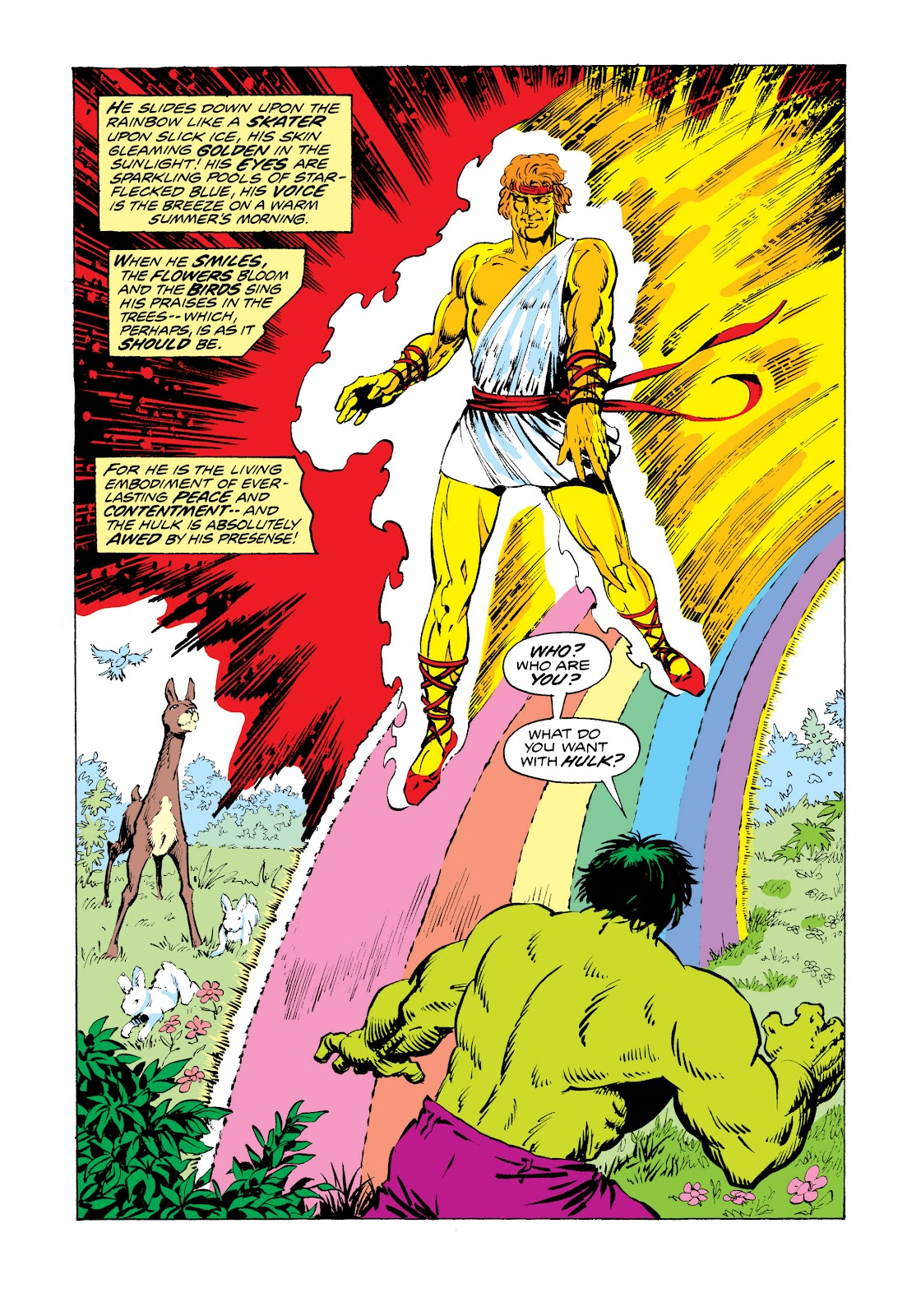 Read online Marvel Masterworks: The Incredible Hulk comic -  Issue # TPB 11 (Part 2) - 26
