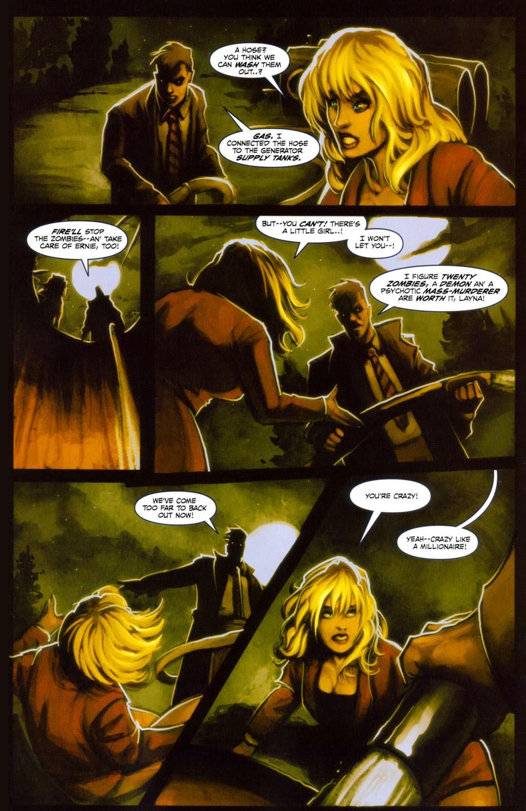 Read online Evil Ernie in Santa Fe comic -  Issue #4 - 15