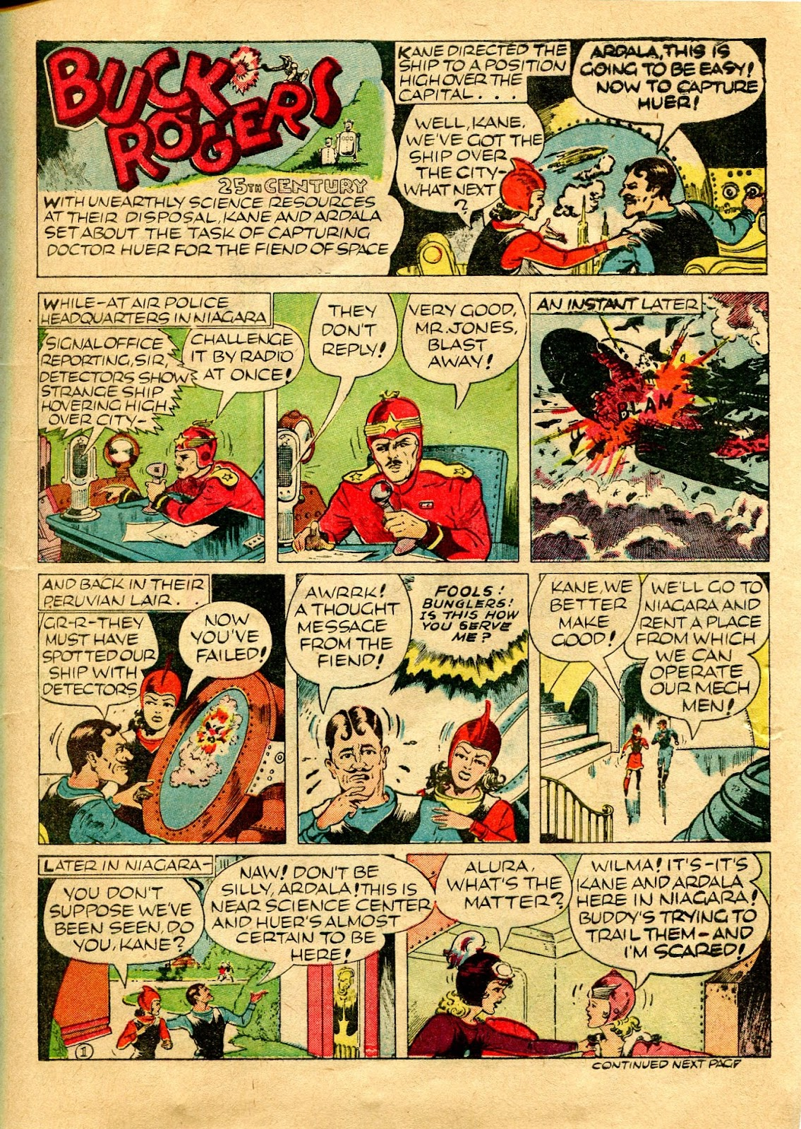 Read online Famous Funnies comic -  Issue #64 - 17