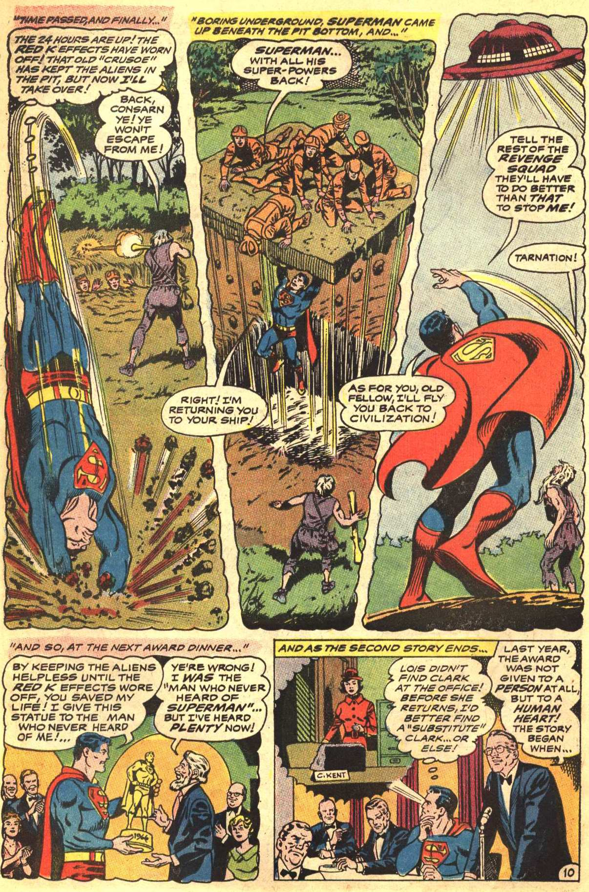 Read online Action Comics (1938) comic -  Issue #367 - 14