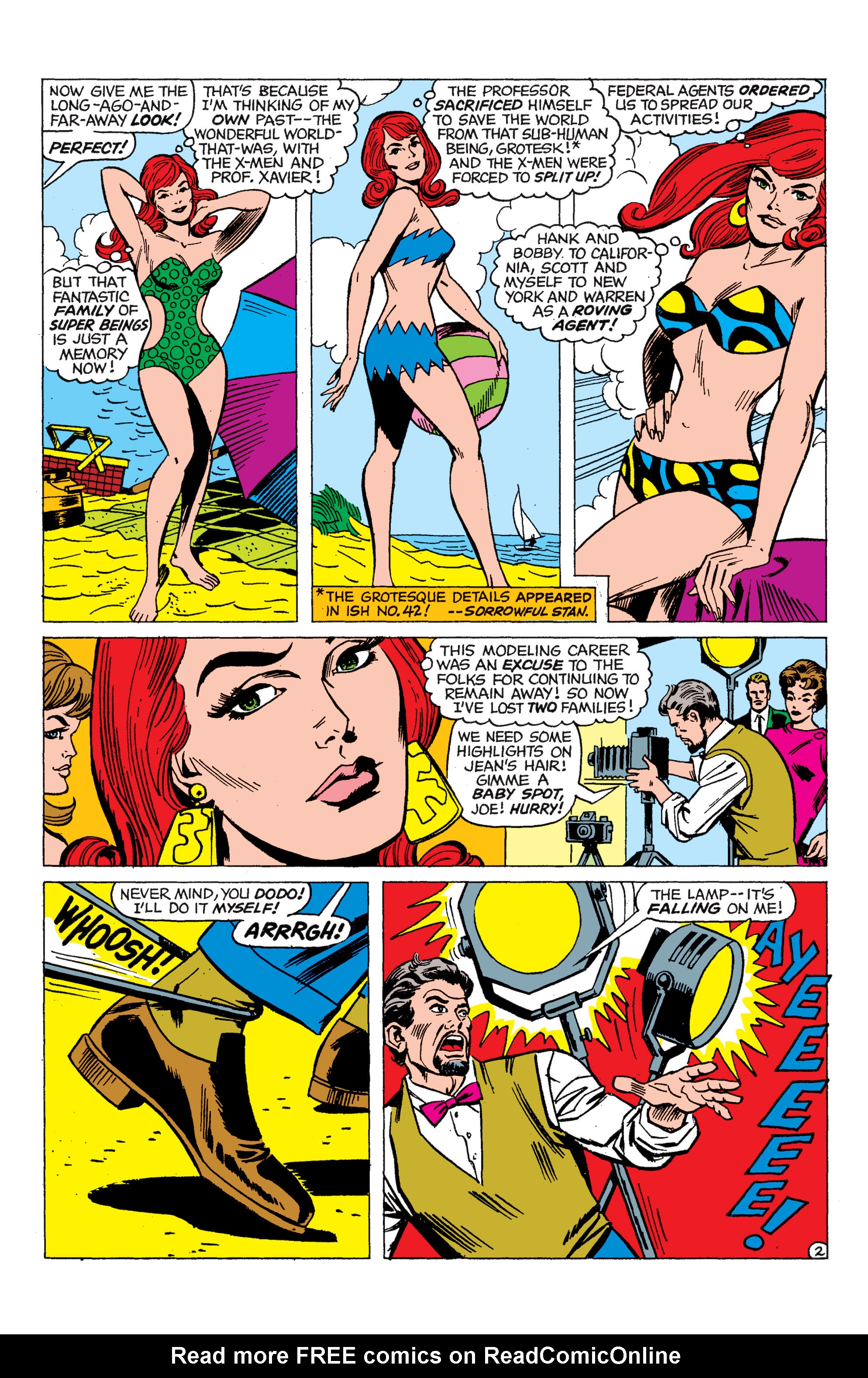 Read online Uncanny X-Men (1963) comic -  Issue #48 - 3