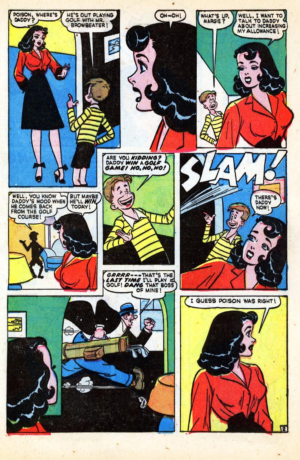 Georgie Comics (1945) issue 17 - Page 21