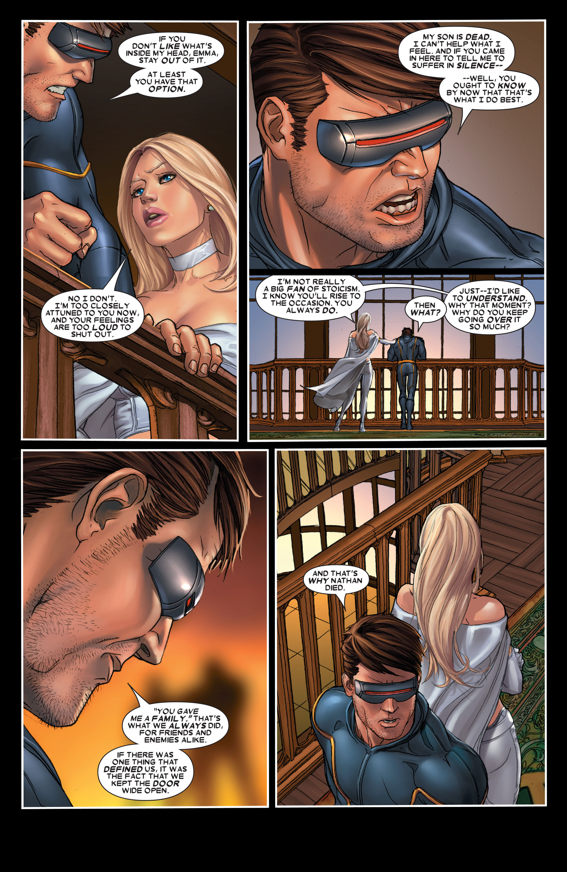 X-Men (1991) 204 Page 5