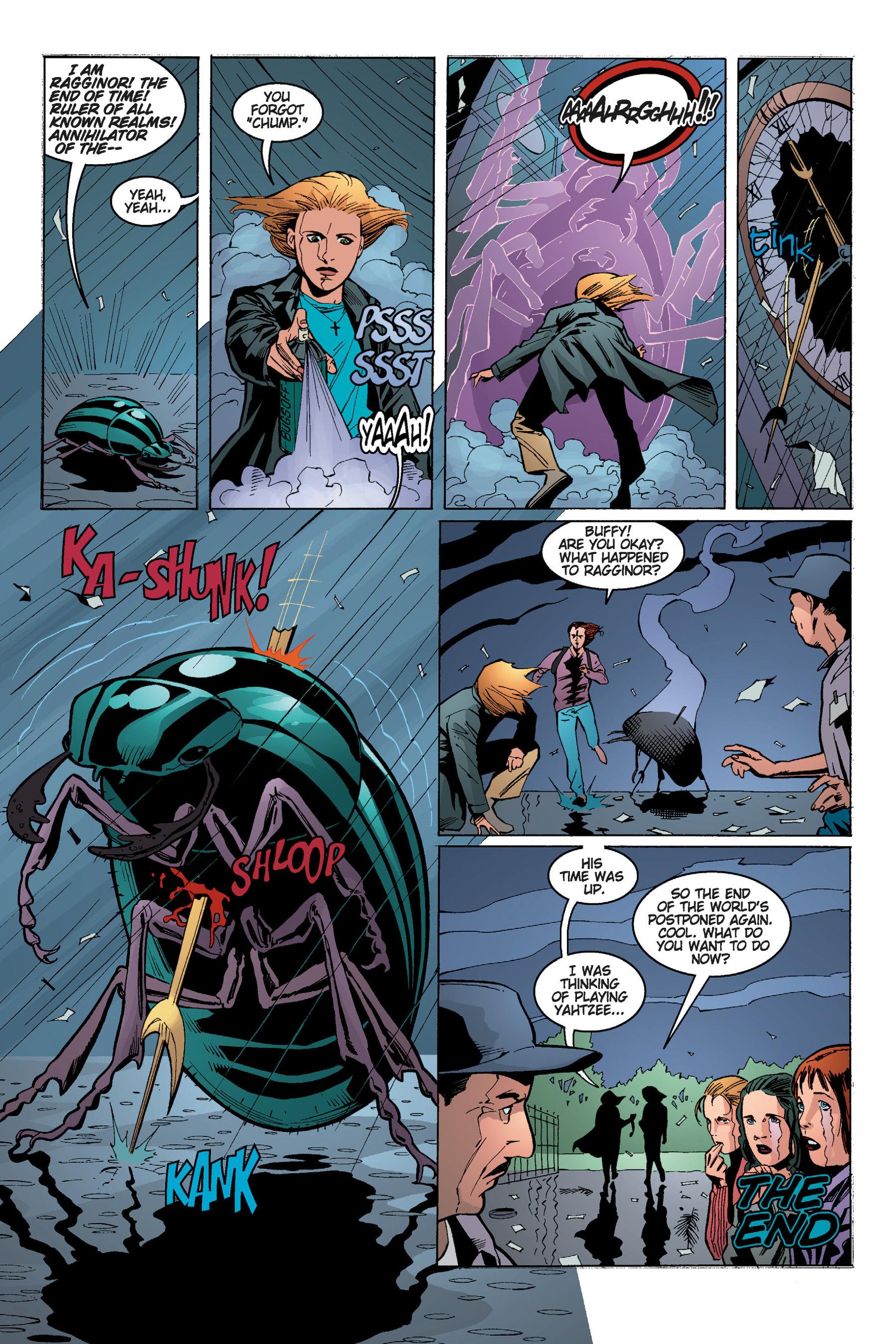 Read online Buffy the Vampire Slayer: Omnibus comic -  Issue # TPB 5 - 117