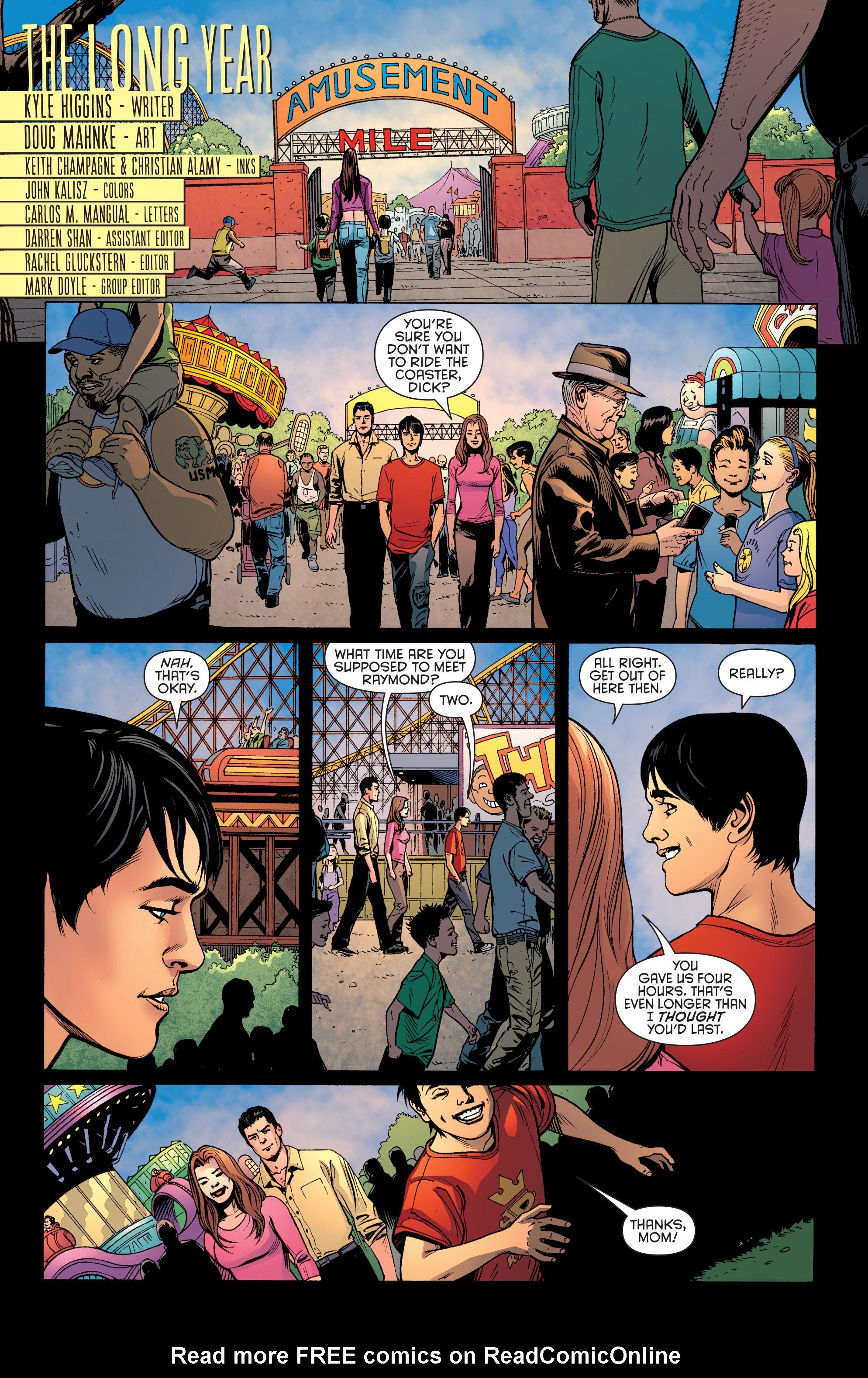 Read online Secret Origins (2014) comic -  Issue #1 - 14