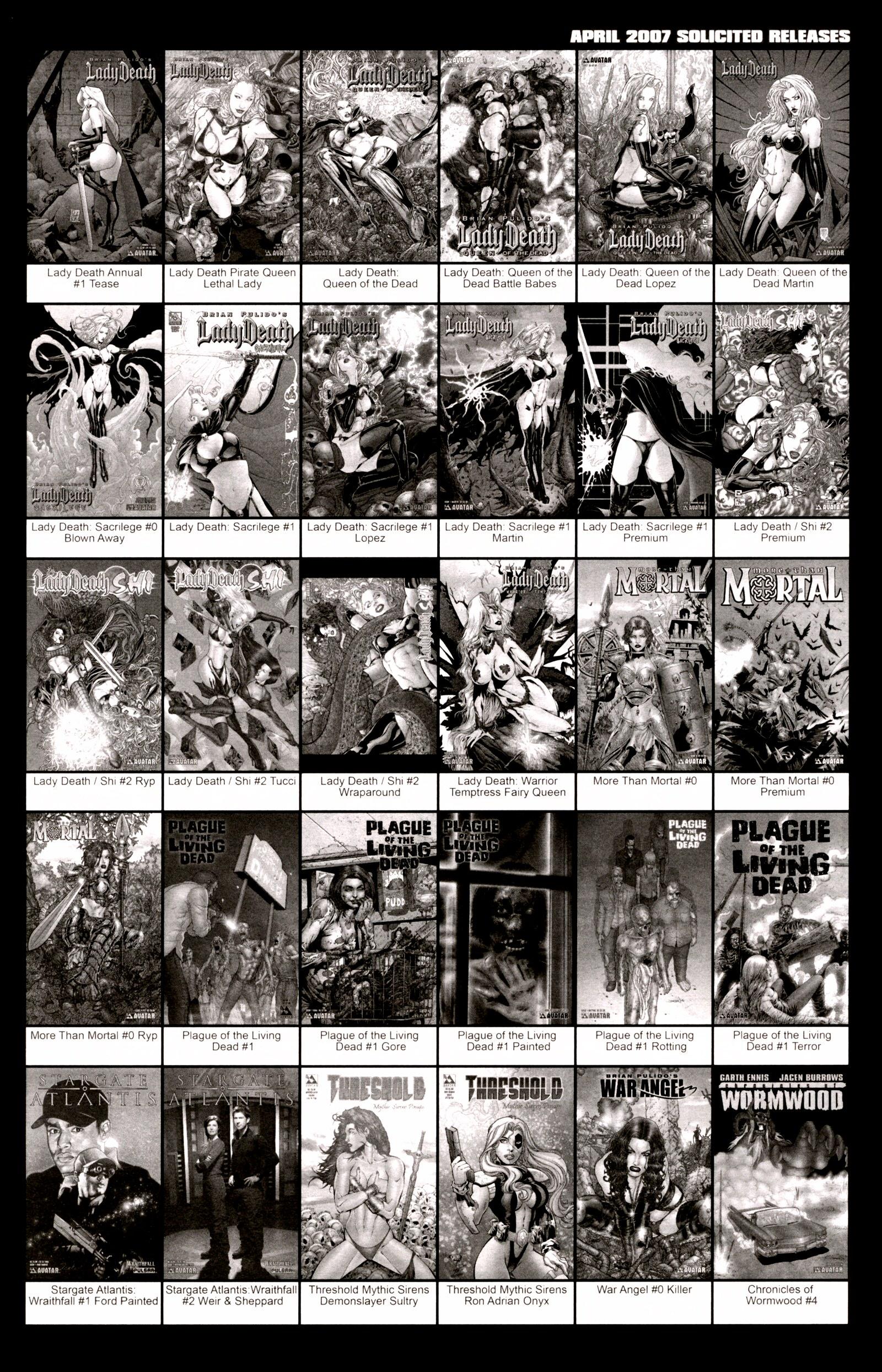 Read online Jungle Fantasy (2002) comic -  Issue # _Annual 1 - 36