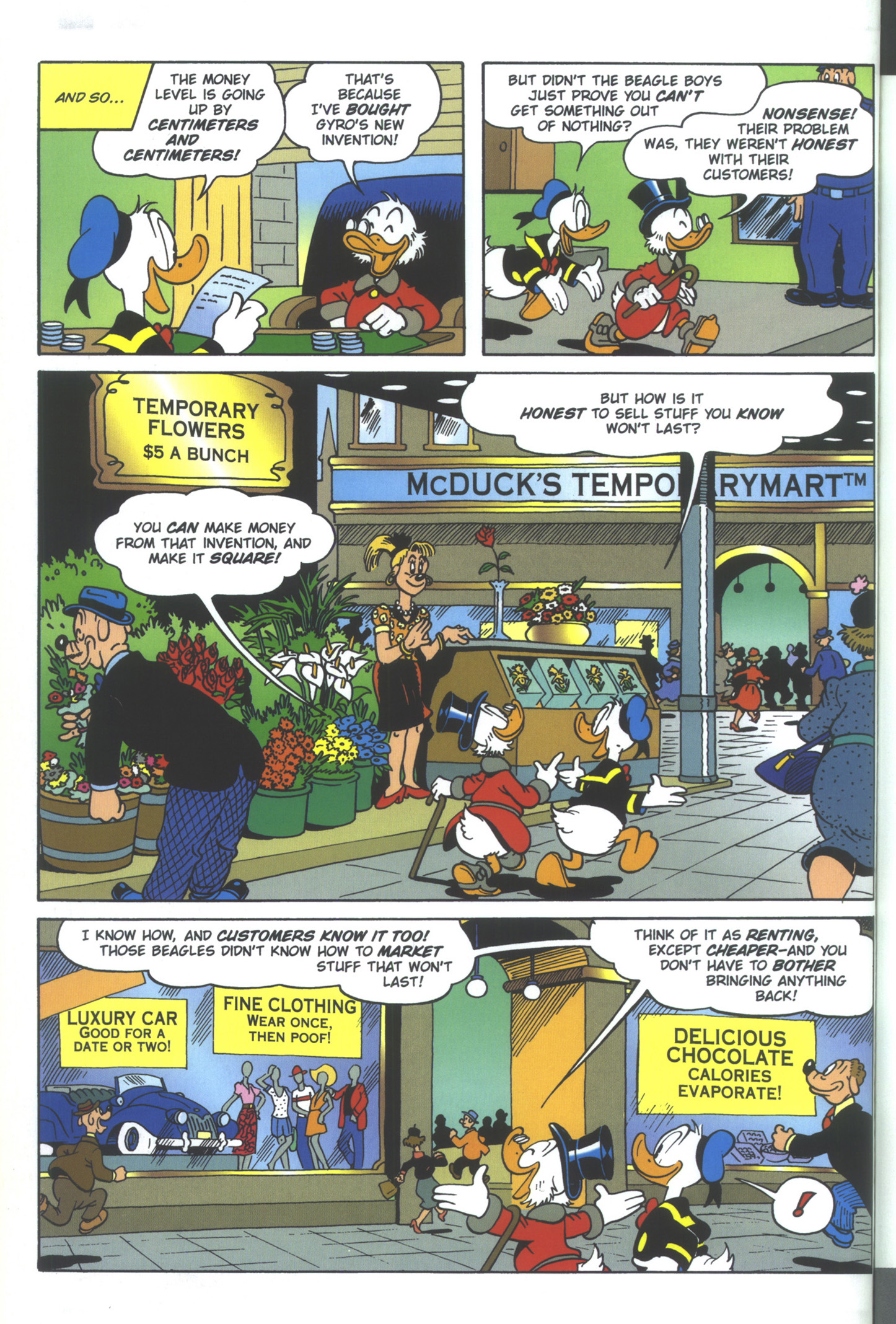Read online Uncle Scrooge (1953) comic -  Issue #355 - 66