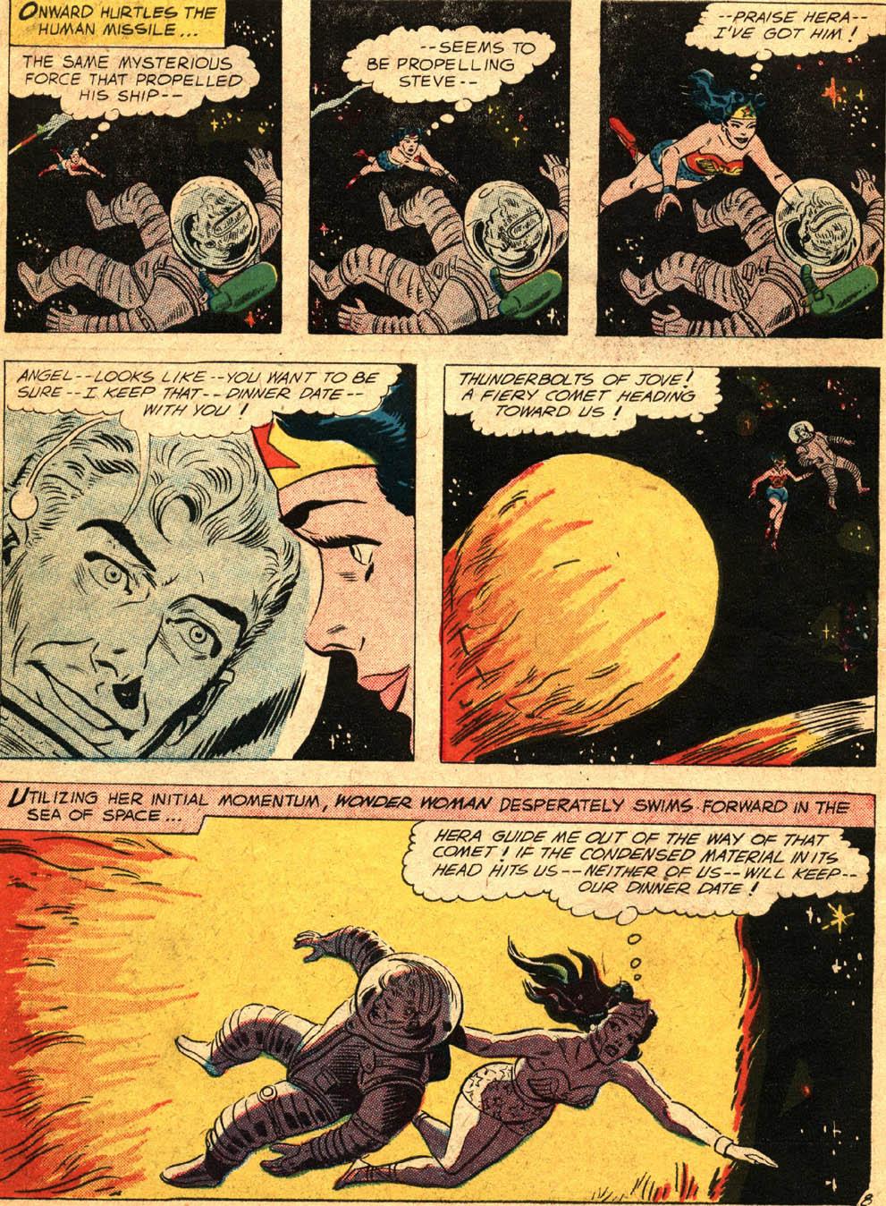 Read online Wonder Woman (1942) comic -  Issue #99 - 10