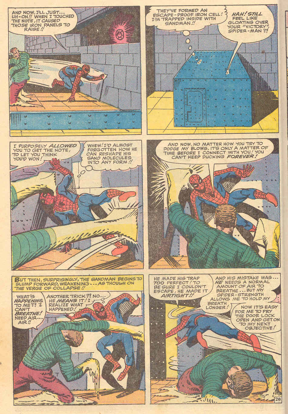 The Amazing Spider-Man (1963) _Annual_6 Page 28