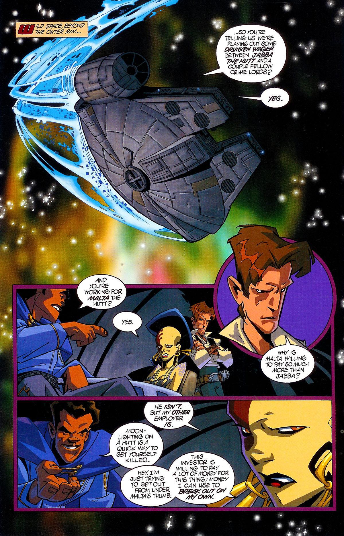 Read online Star Wars Omnibus comic -  Issue # Vol. 12 - 164