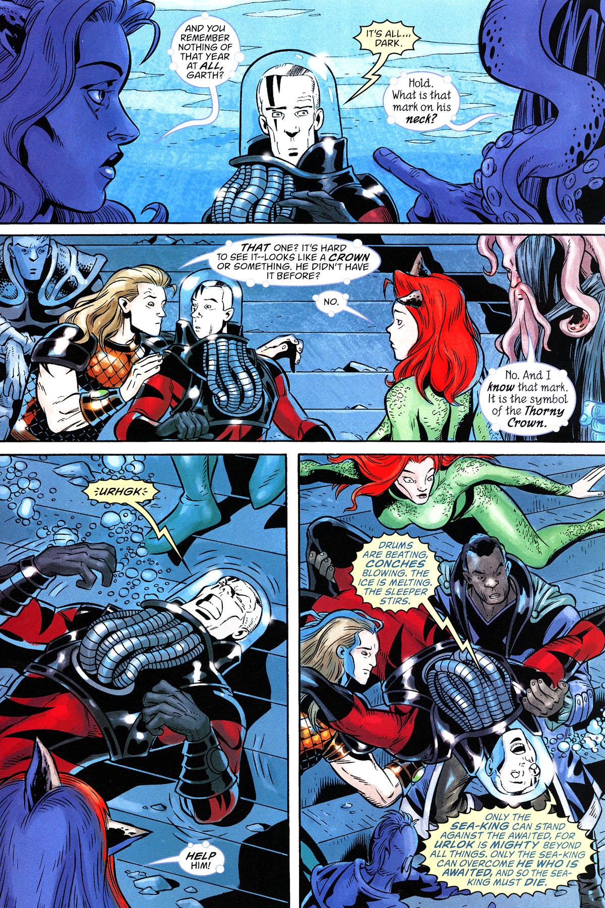 Read online Aquaman: Sword of Atlantis comic -  Issue #50 - 25