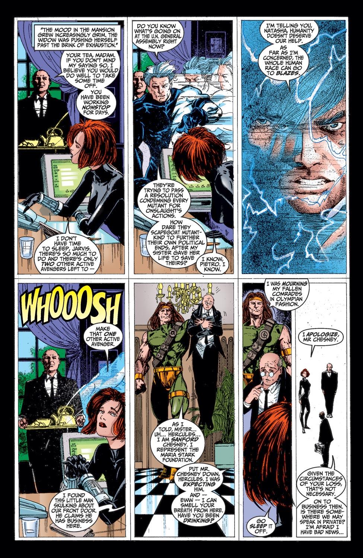 Read online Avengers (1998) comic -  Issue #Avengers (1998) Annual - 15