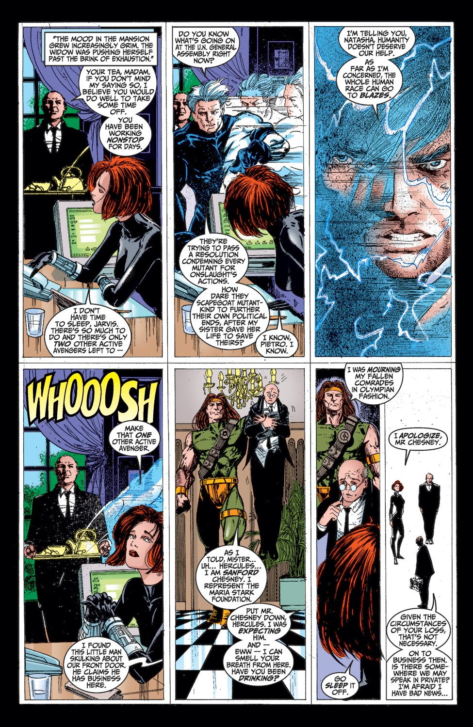 Avengers (1998) issue _Annual_1 - Page 15