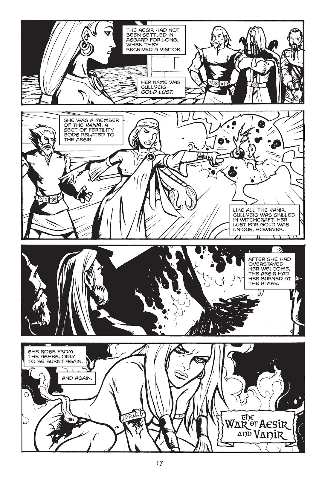 Read online Gods of Asgard comic -  Issue # TPB (Part 1) - 18