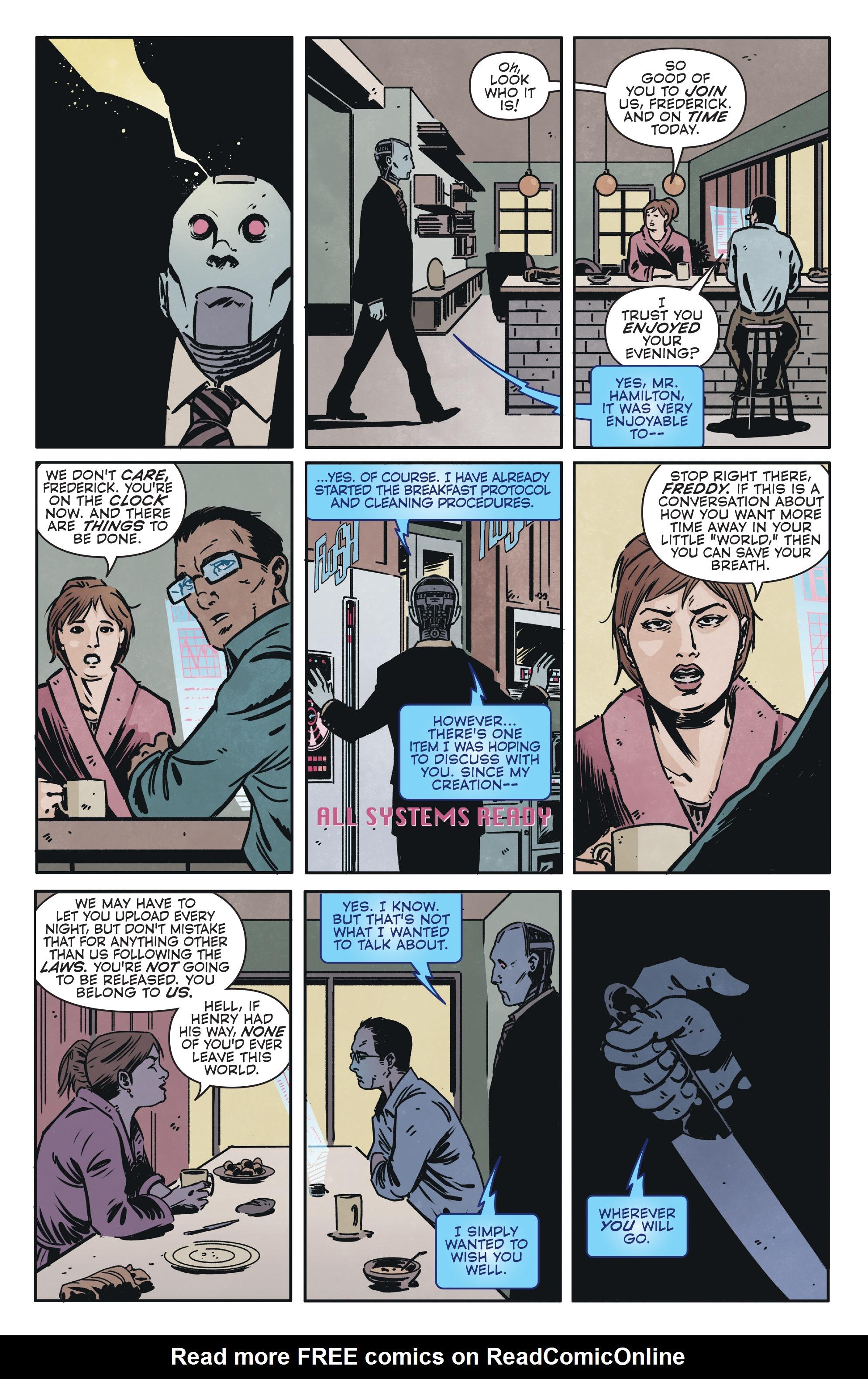 Read online Magnus comic -  Issue #1 - 7